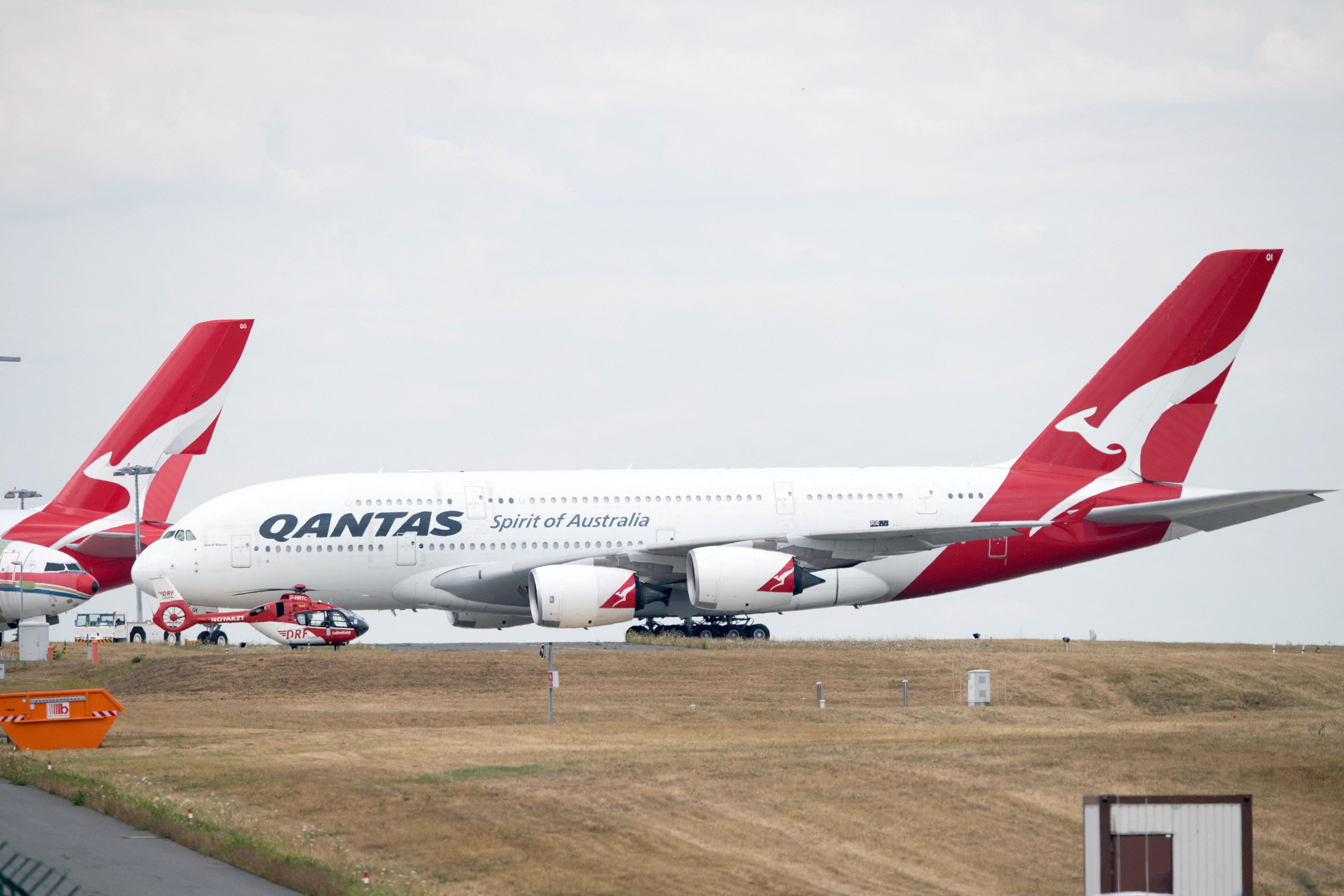 Egymilliárd dolláros jegyet állított ki az ausztrál légitársaság