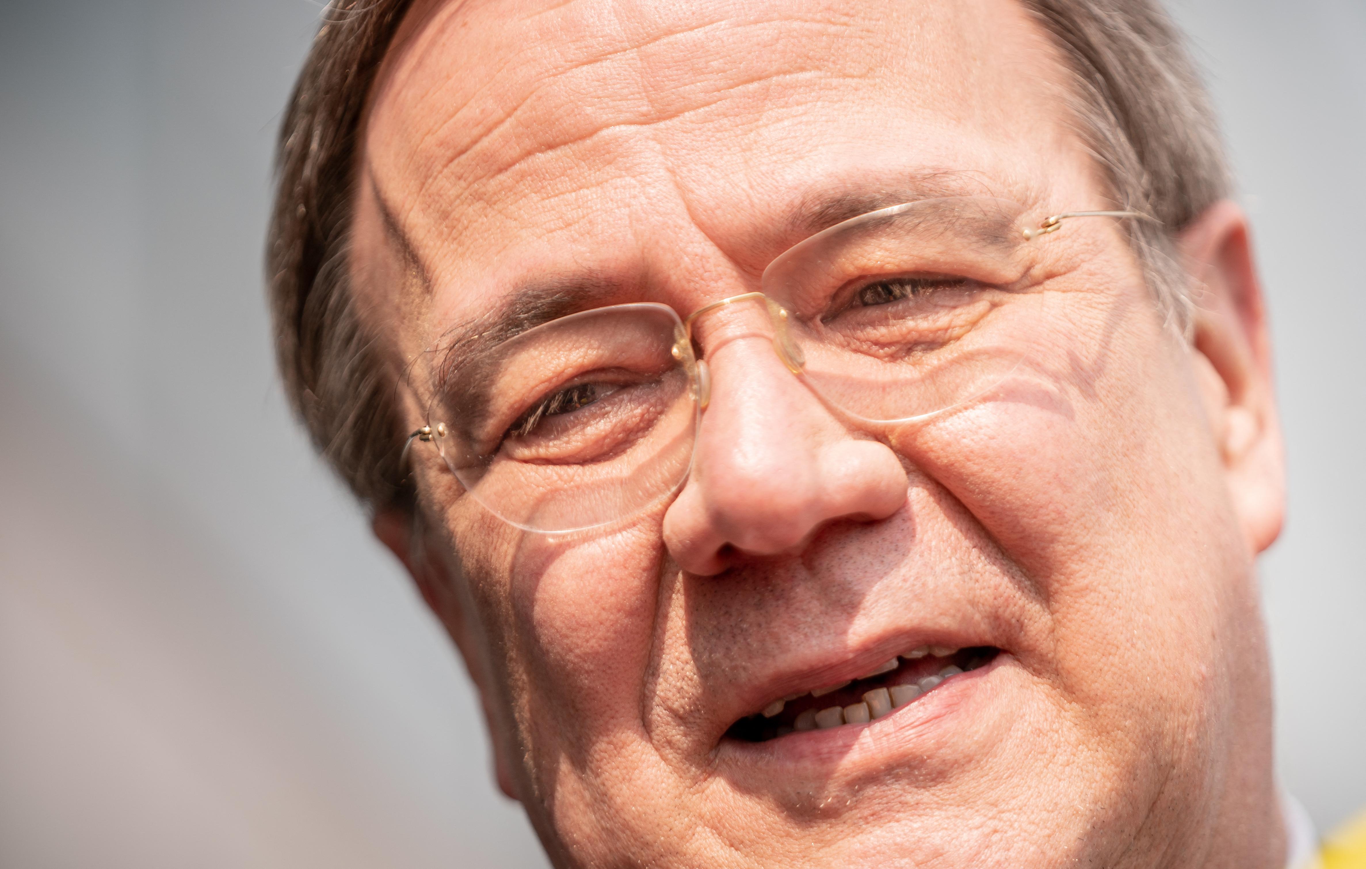 A CDU választmánya Armin Laschetet jelöli kancellárnak