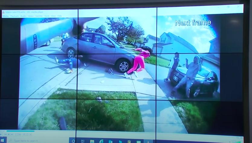 Lelőtt egy rendőr egy 16 éves, késsel hadonászó fekete lányt Ohioban