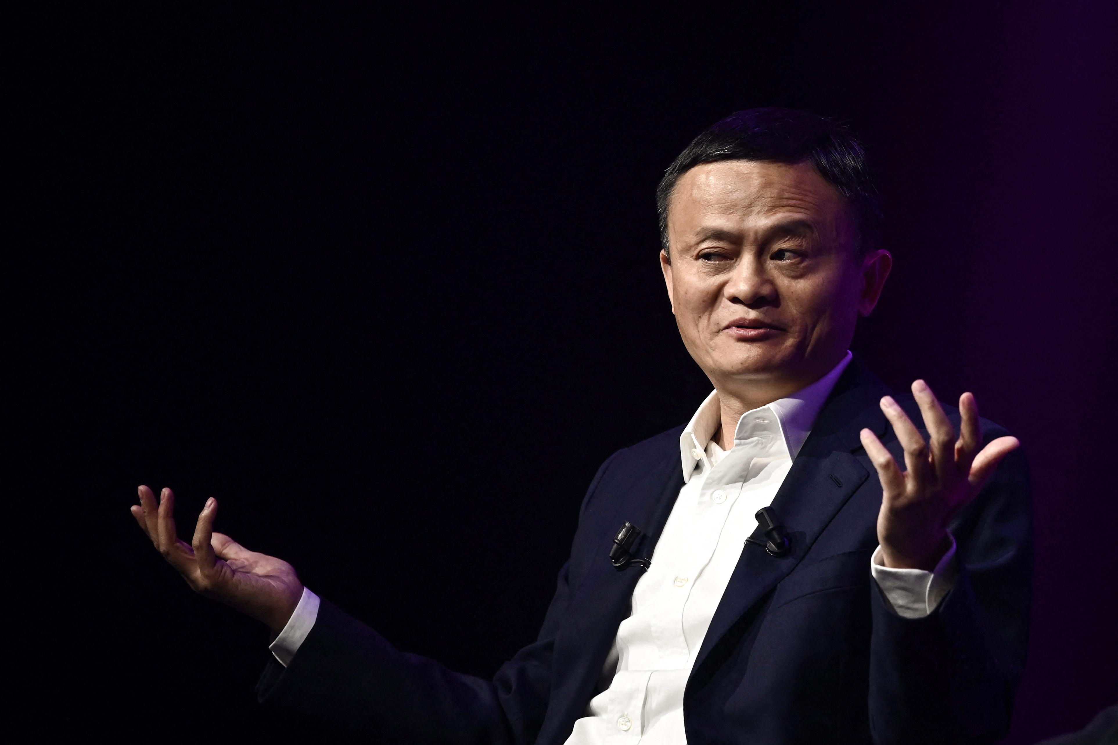 Hova tűnt Jack Ma?