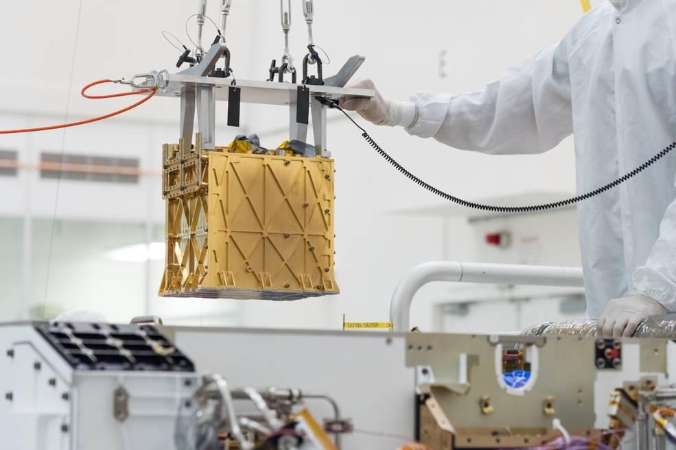 Belélegezhető oxigént vont ki a Mars légköréből a NASA