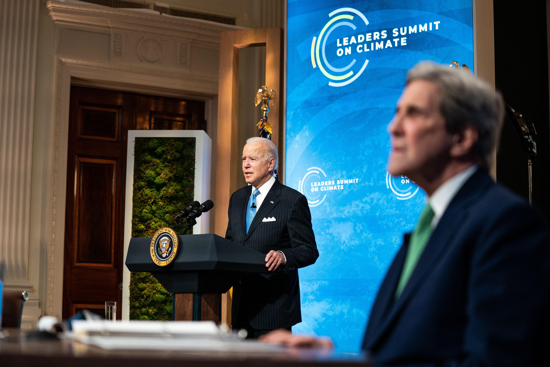 Joe Biden belökte a nemzetközi klímapolitikát