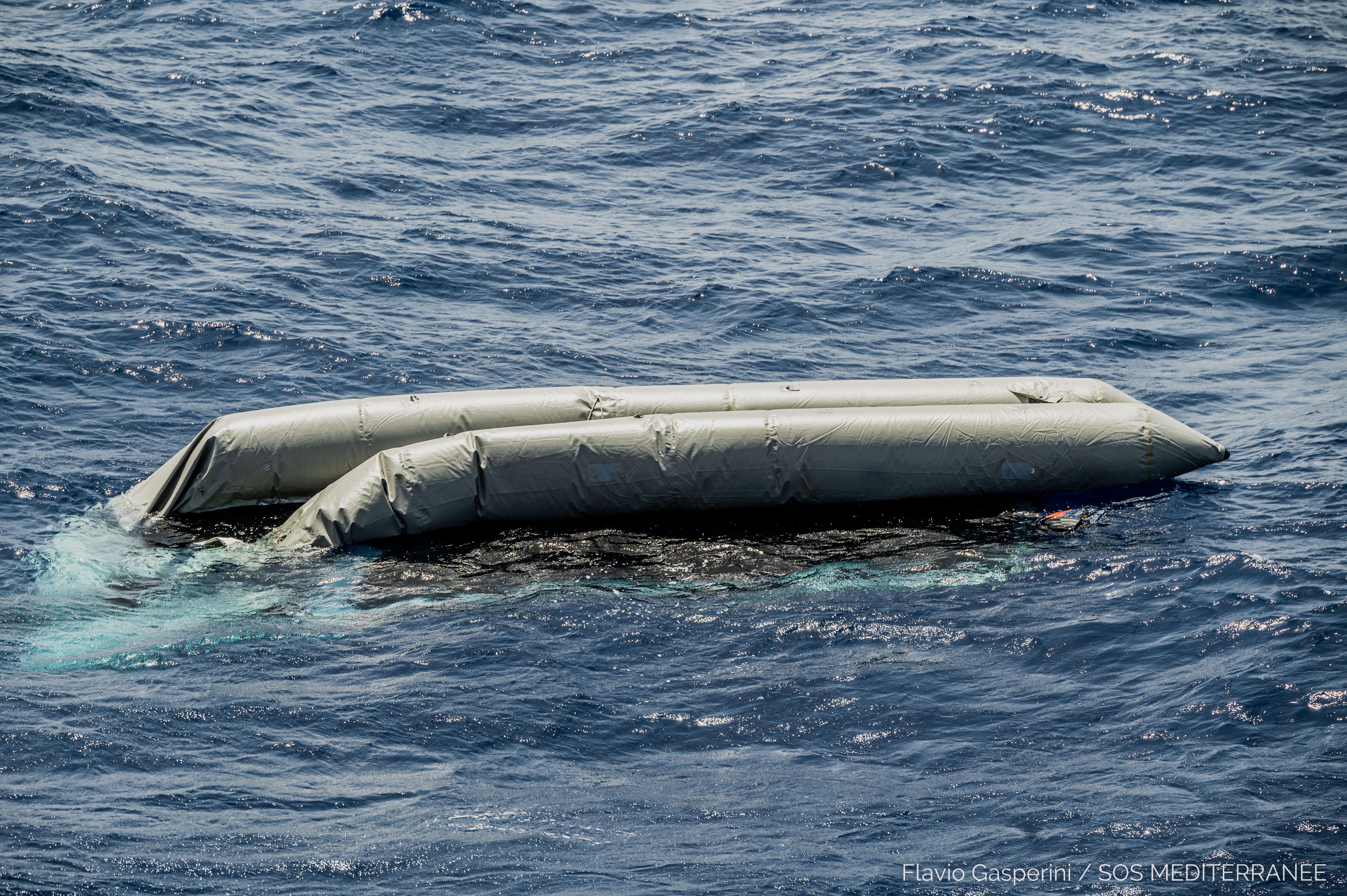 Idén már 4-500 ember halt meg a Földközi-tengeren