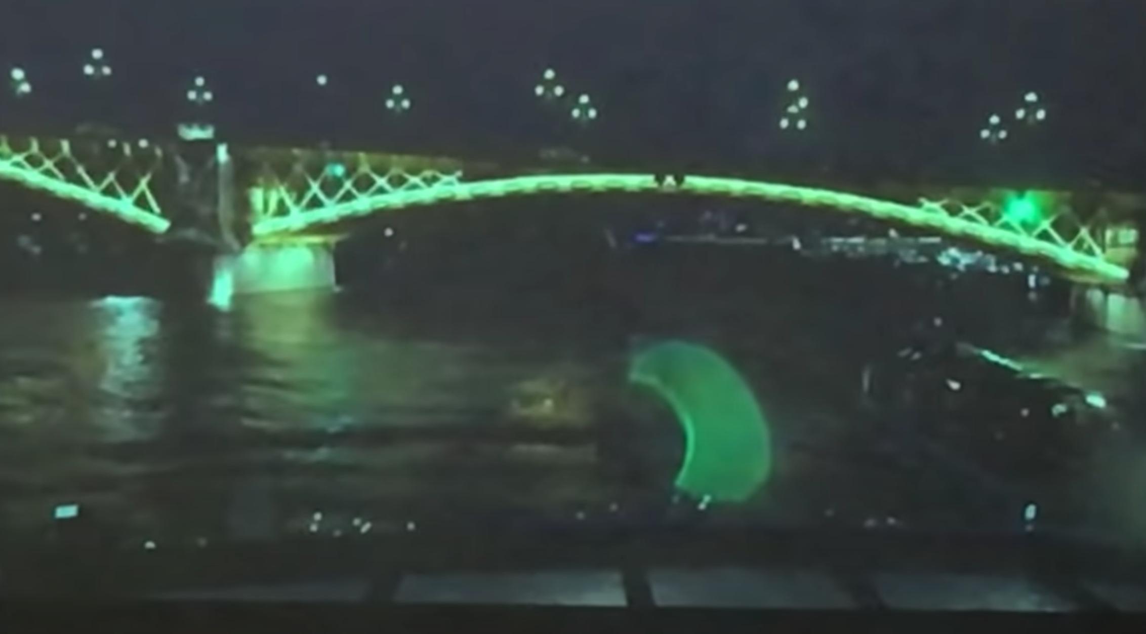A Hableány-hajóbaleset tárgyalásán levetítették azt a videót, amit a Viking Sigyn hajóorrából készített egy turista