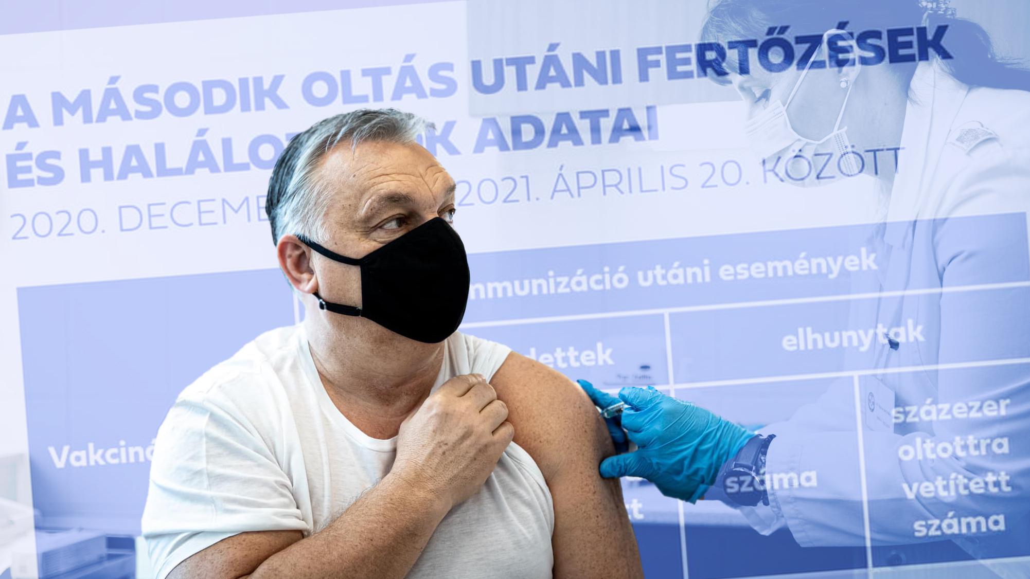 Képtelen megvédeni a manipulatív vakcinatáblázatot a kormány