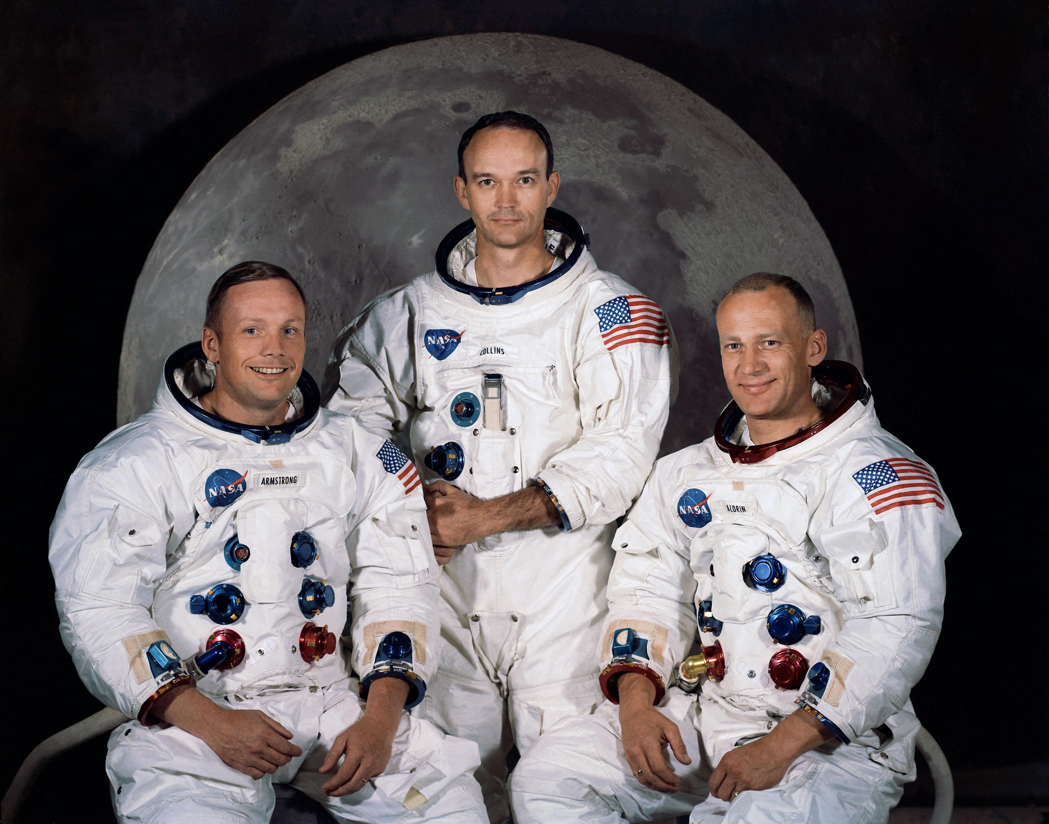 Meghalt Michael Collins, az űrhajós, akinek a Hold körül kellett keringenie Neil Armstrong holdra szállása alatt