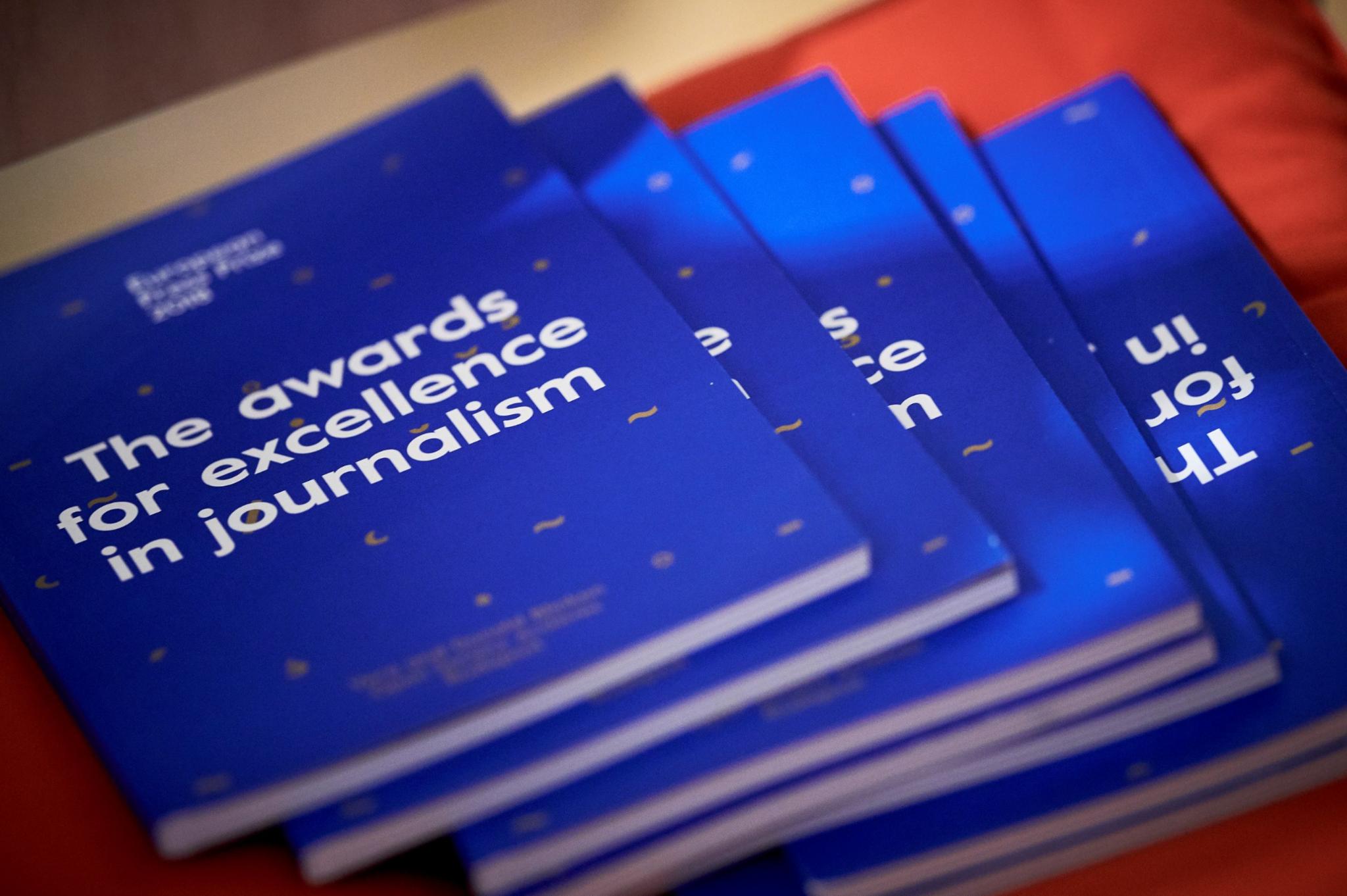 Két magyar újságírót is jelöltek az Európai Sajtódíjra
