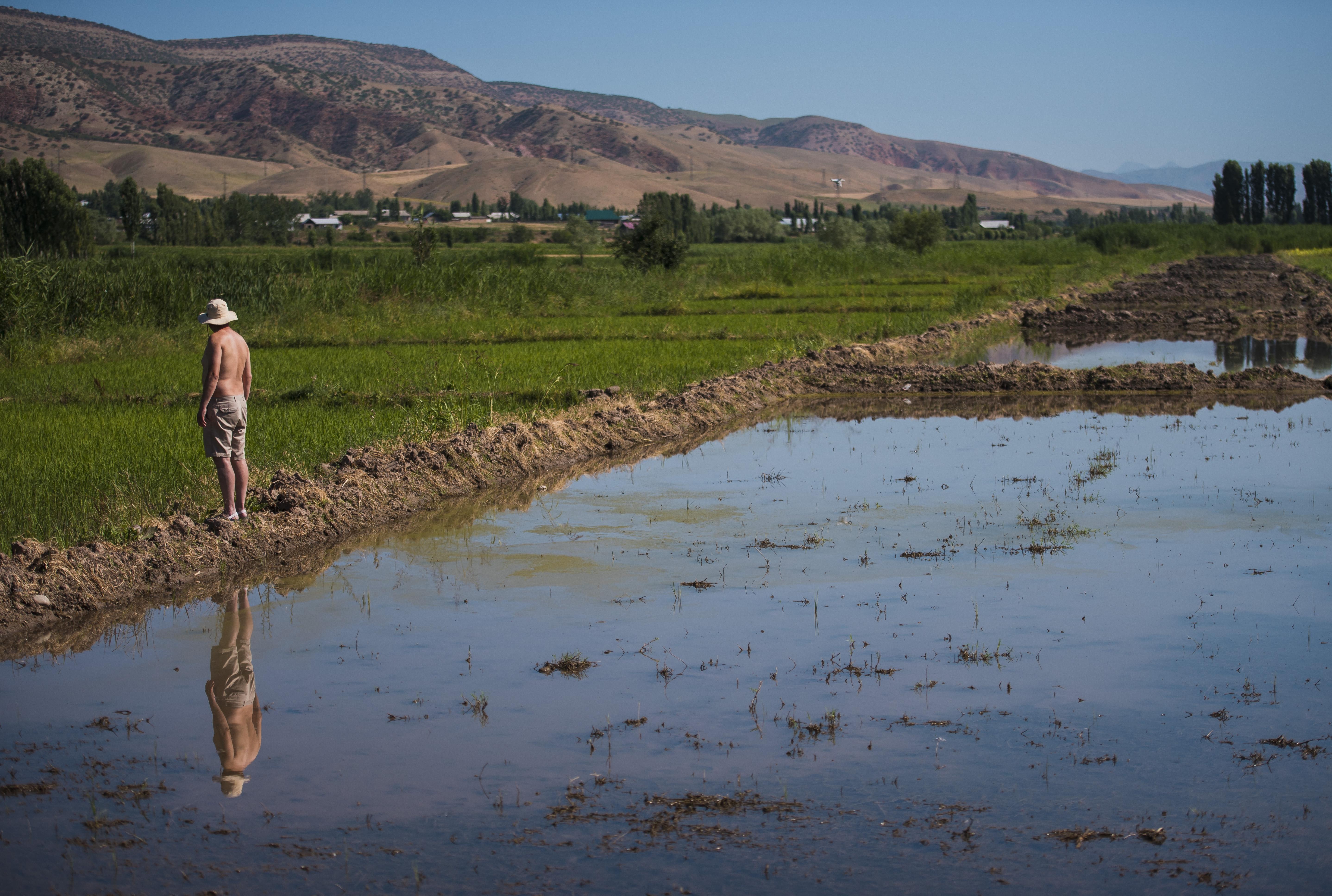 Összecsaptak a kirgiz és a tádzsik erők egy víztározó miatt