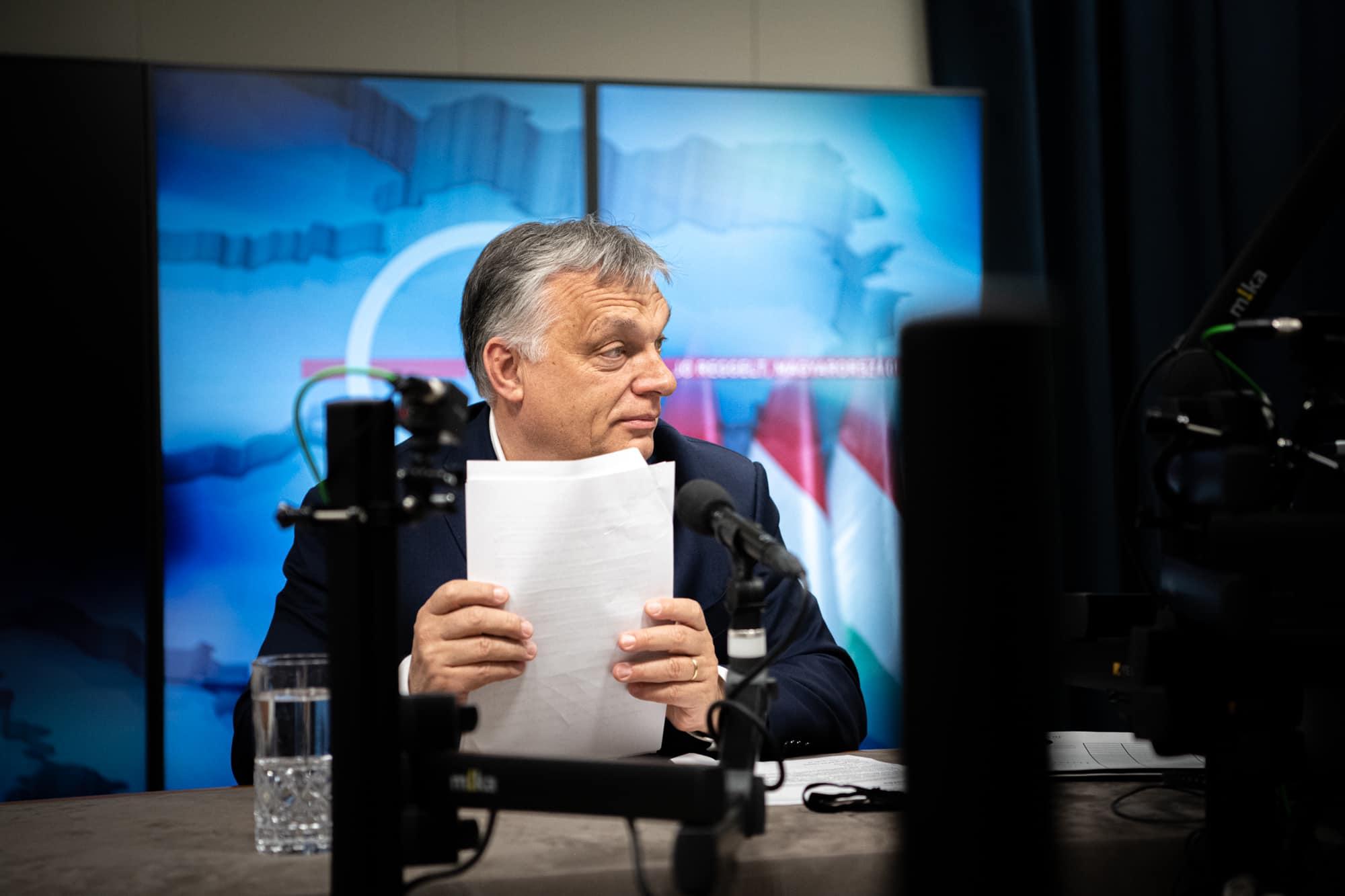 Orbán nyíltan elismerte, hogy világnézeti alapon válogatják ki az egyetemi kuratóriumok tagjait
