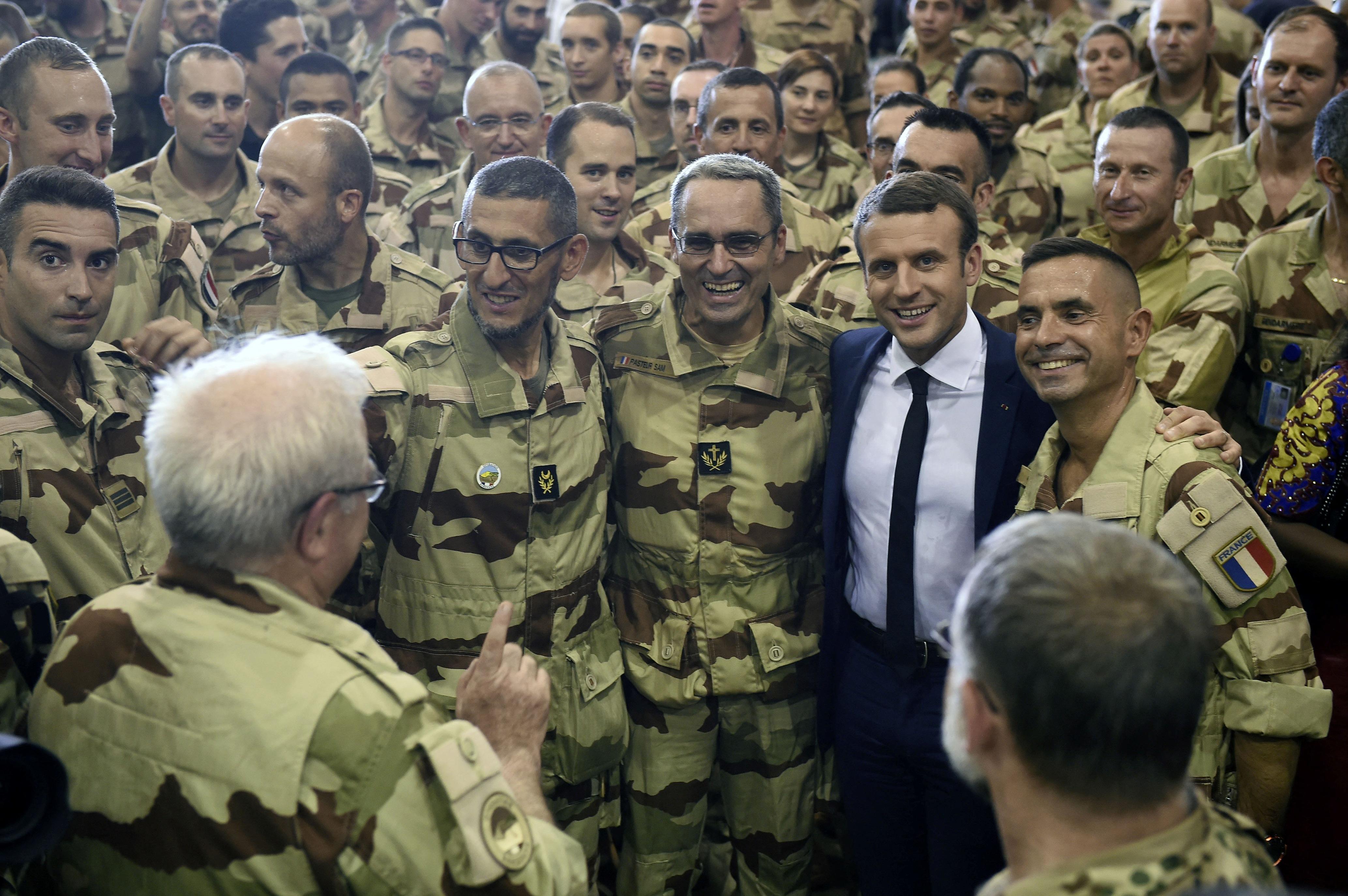 Franciaország katonákat von ki a Száhel-övezetből