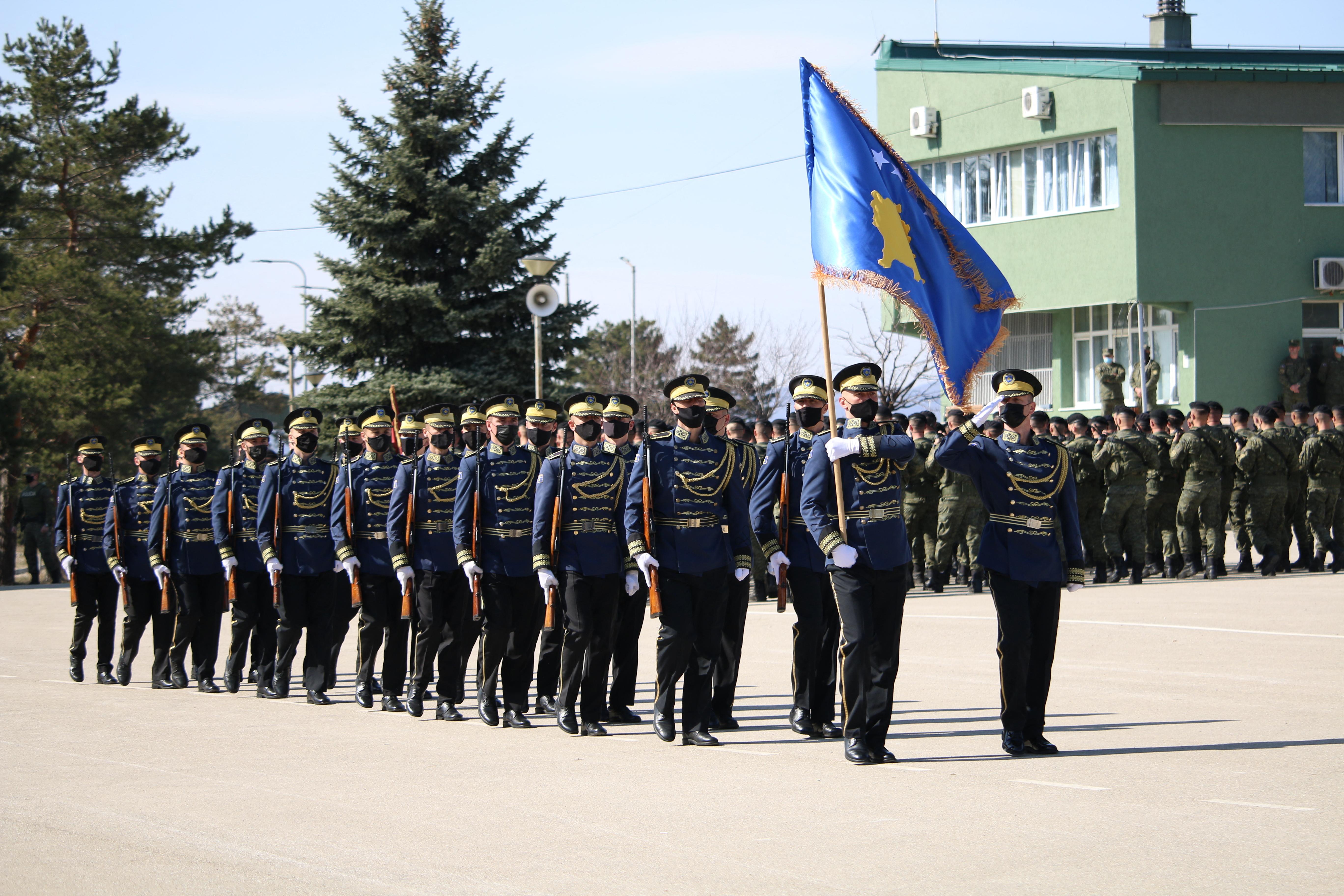 Horvátország támogatja egy önálló koszovói hadsereg létrehozását