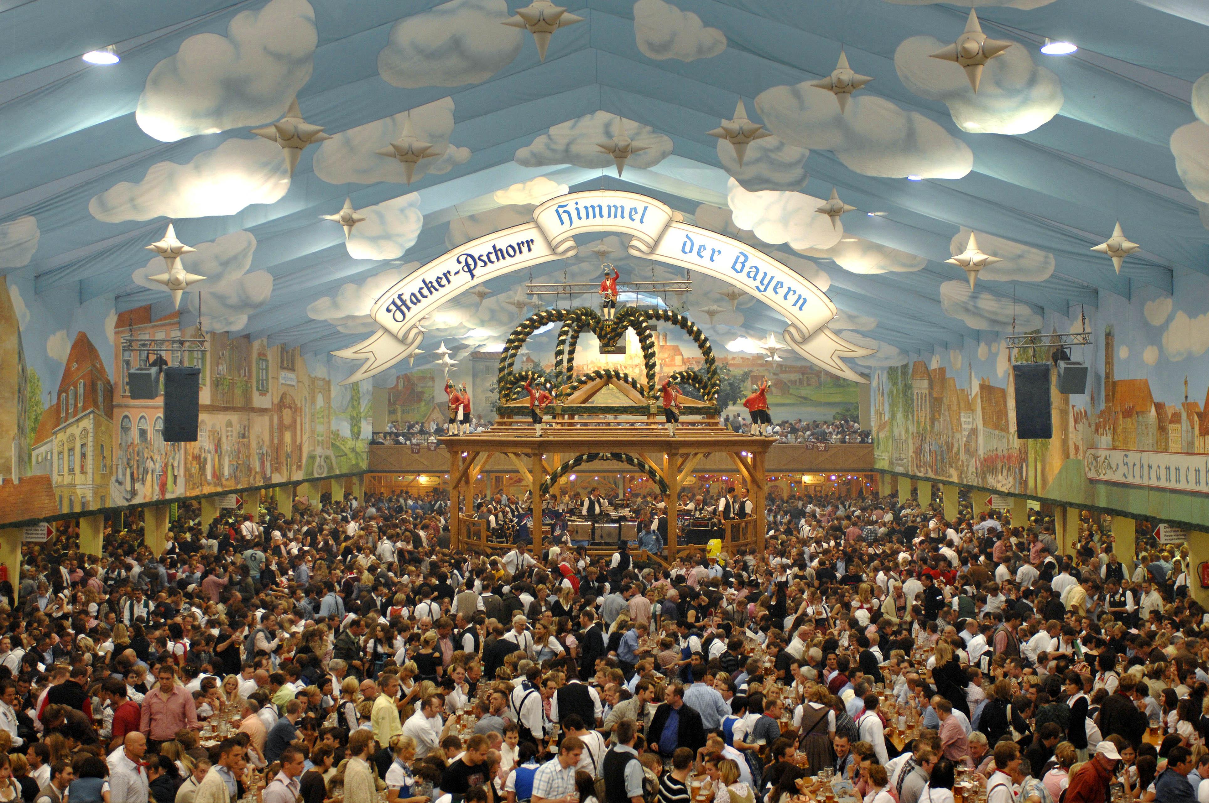 München nagyon aggódik, hogy Dubai ellopná az Oktoberfestet