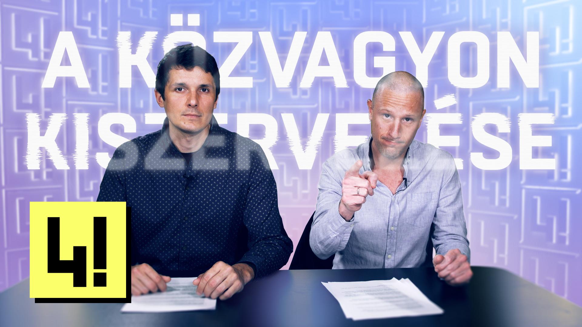 Párhuzamos államot épít a kiszervezett közvagyonból a Fidesz