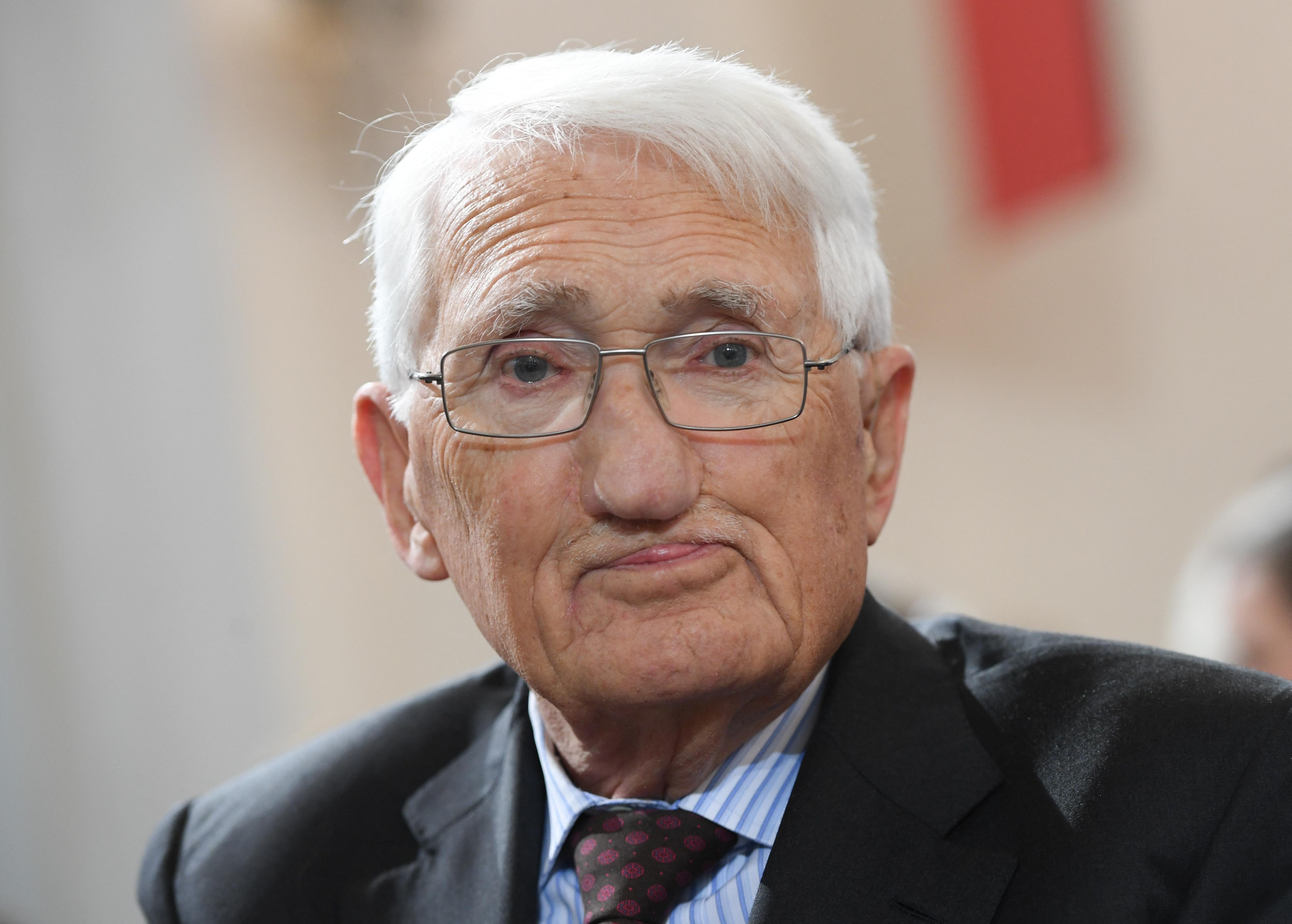 Visszautasítja az Egyesült Arab Emírségek 225 ezer eurós kitüntetését Jürgen Habermas