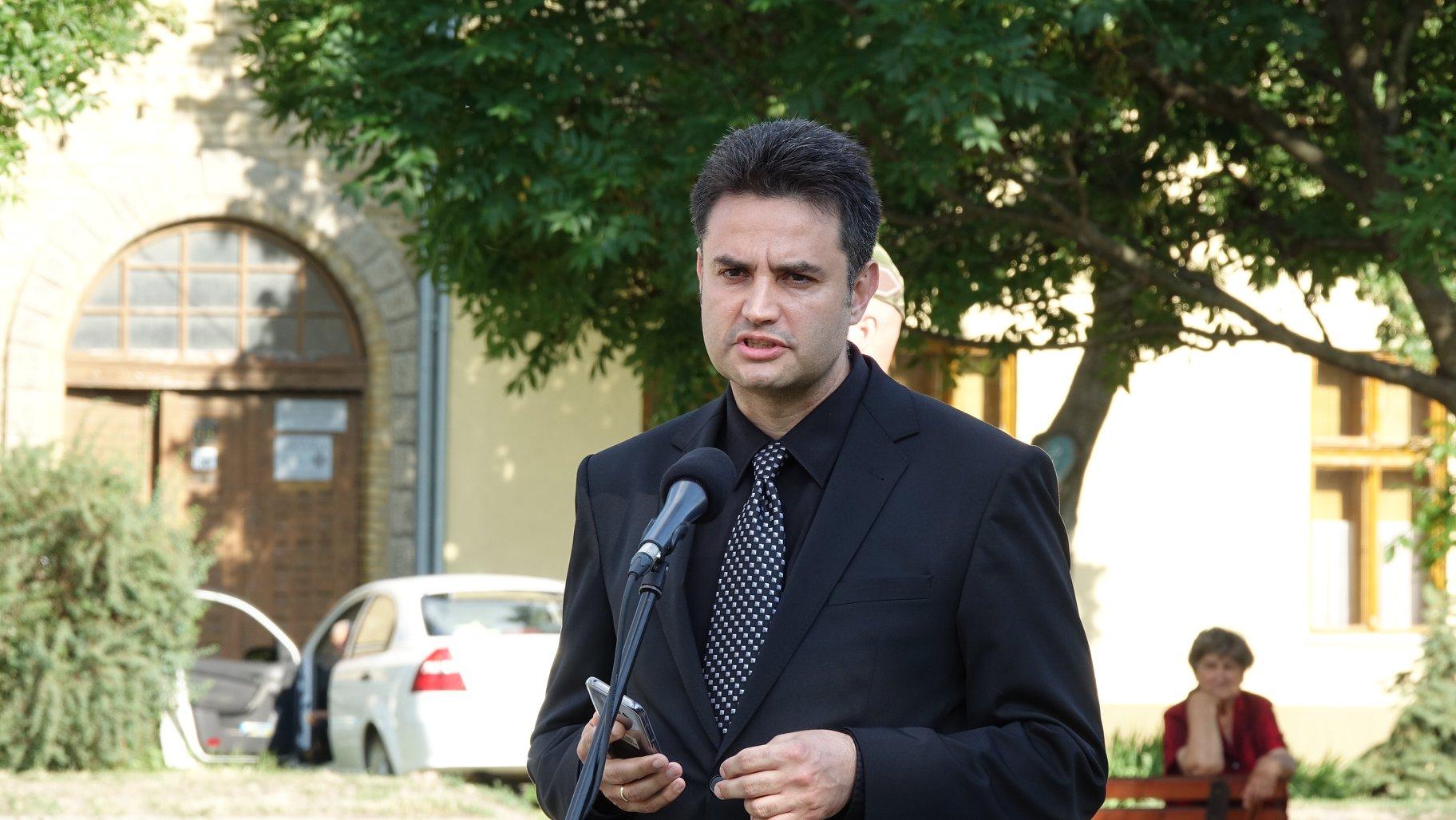 Márki-Zayt támogatja a Jobbik a hódmezővásárhelyi körzetben
