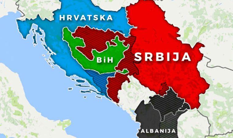 A német külügyminiszter szerint mindenkinek rossz lenne a balkáni határok újrarajzolása