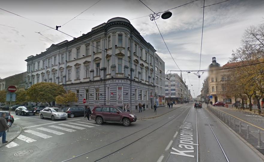 Eszékre terveztetett volna négycsillagos szállodát a magyar állam