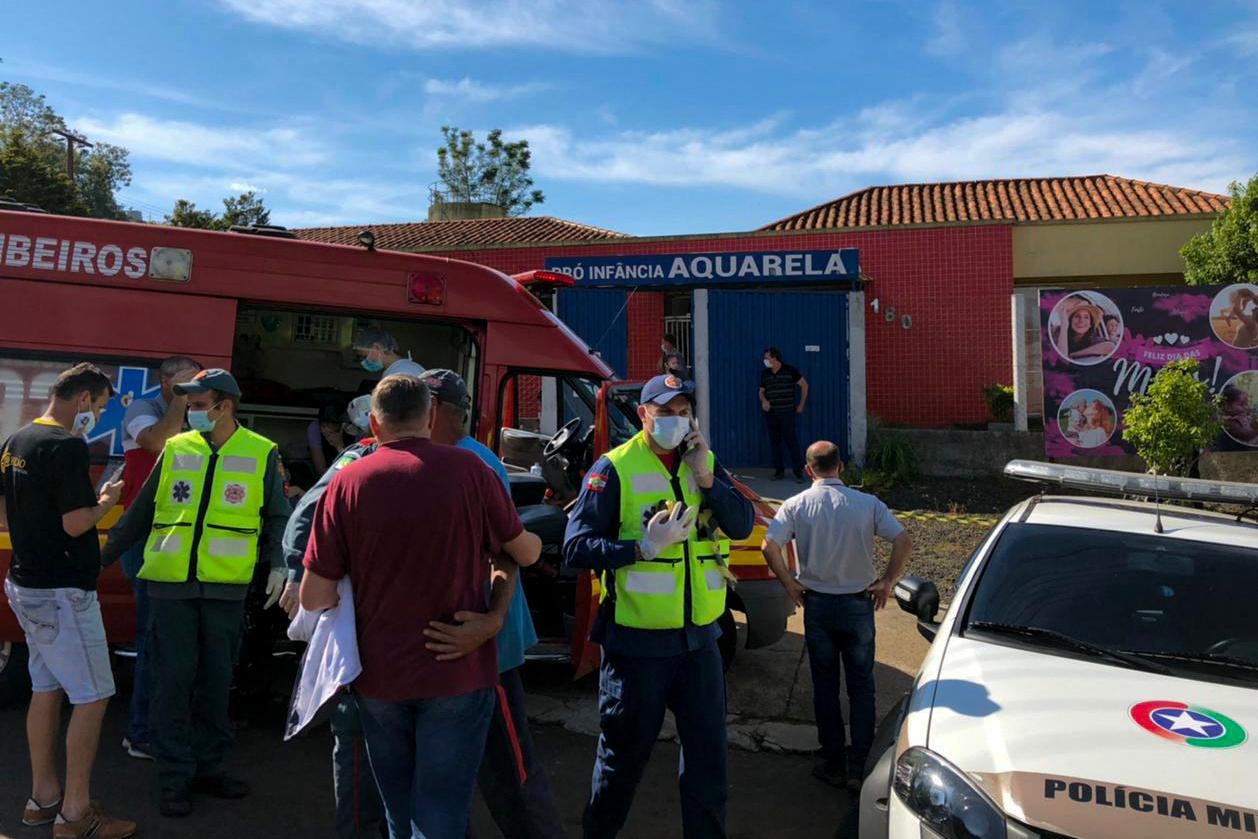 Egy 18 éves férfi machetével támadt egy brazil óvoda gyerekeire
