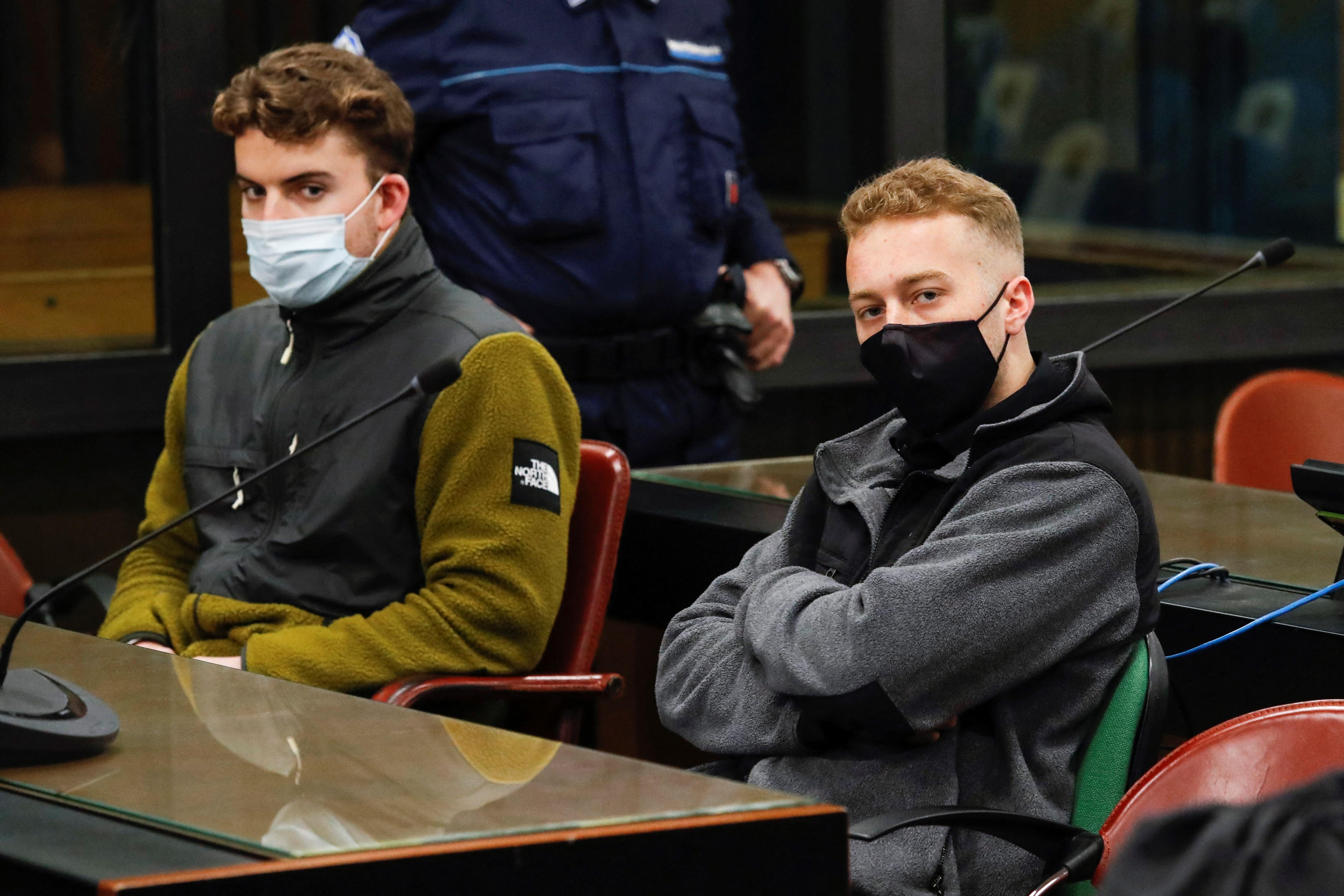 Életfogytiglant kapott a két amerikai fiatal, akik megöltek egy olasz rendőrt