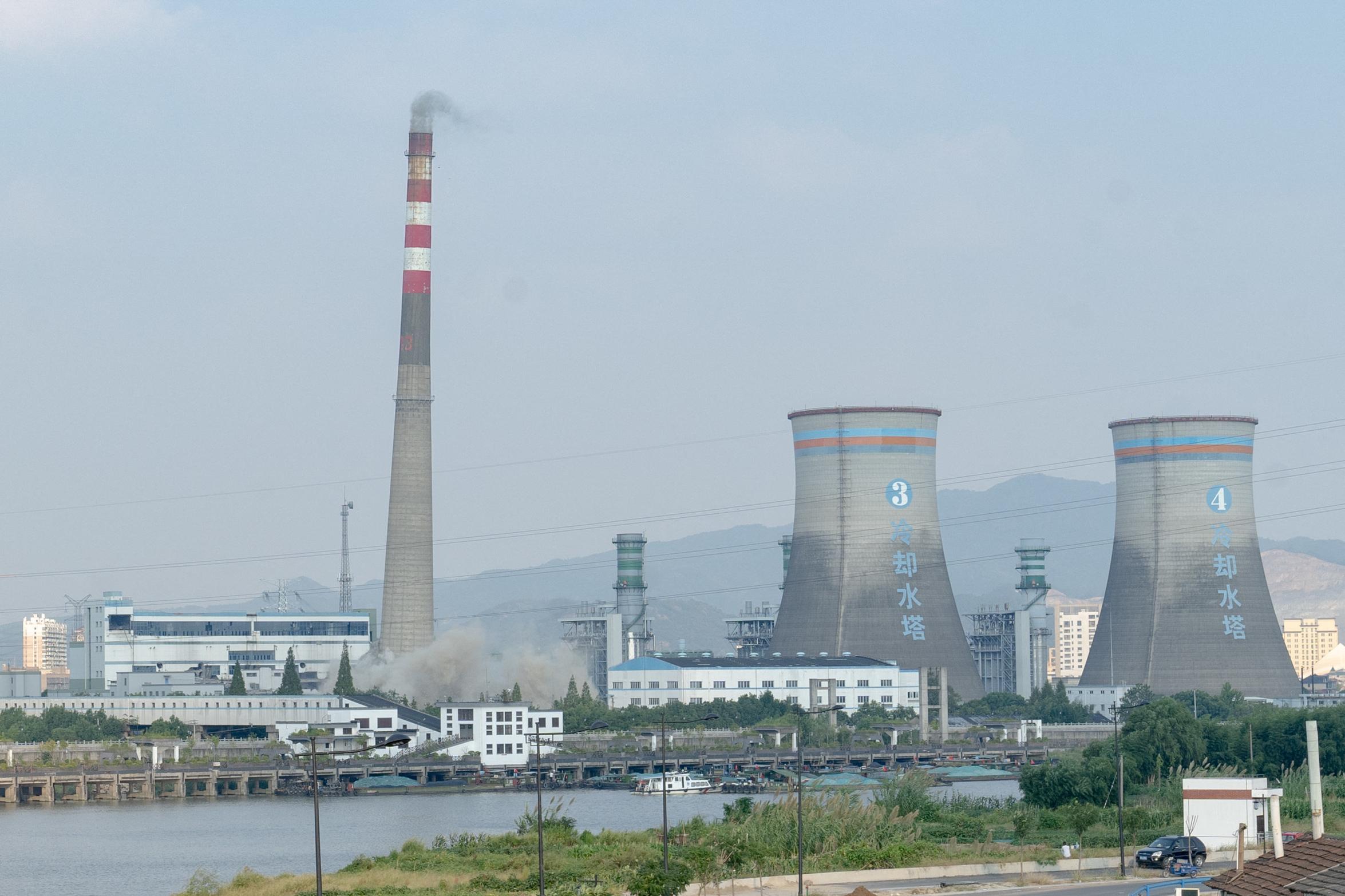 Kína több káros anyagot enged a levegőbe, mint a fejlett világ együttvéve