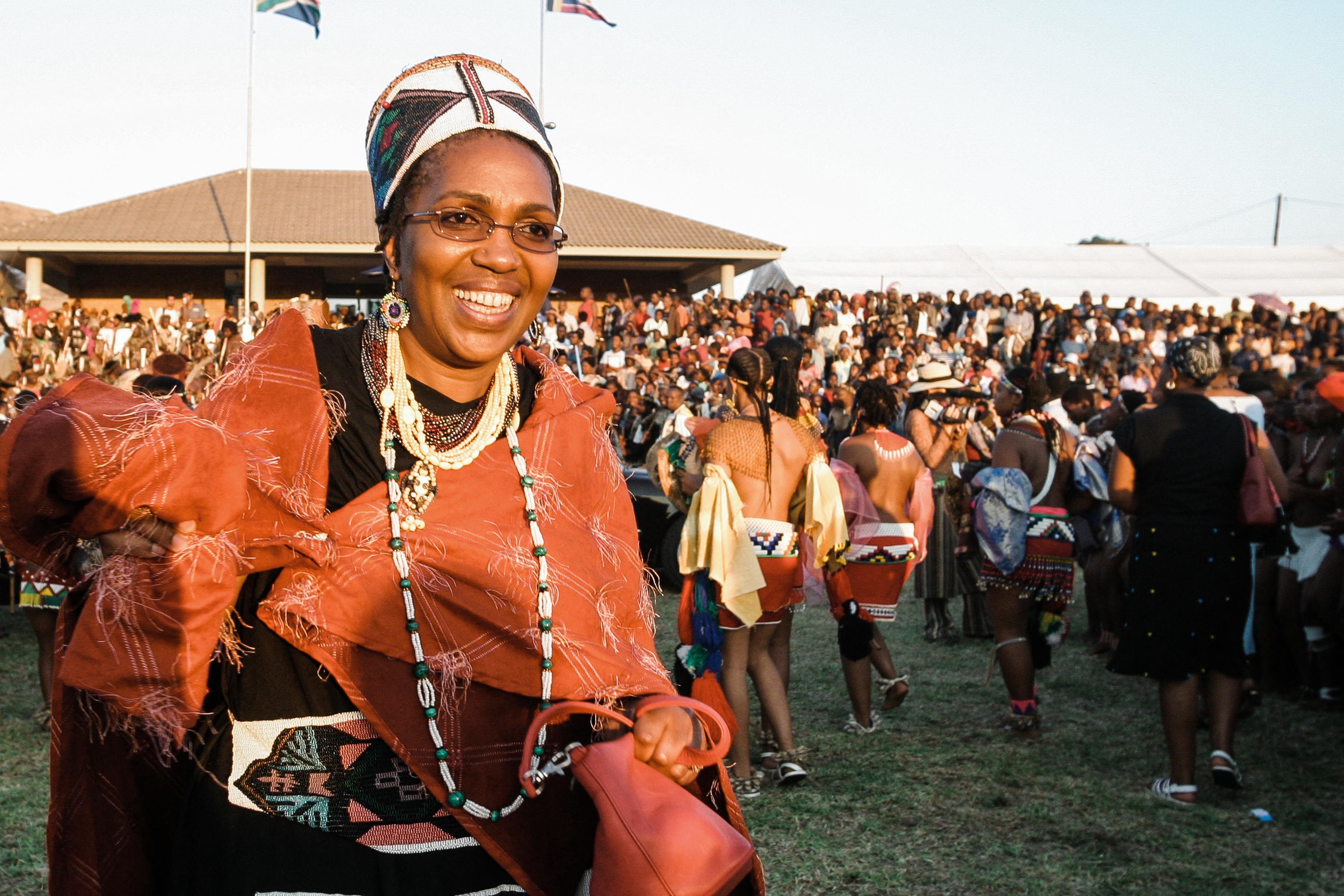 Meghalt a zuluk királynője, nem tudni, ki követi majd a trónon