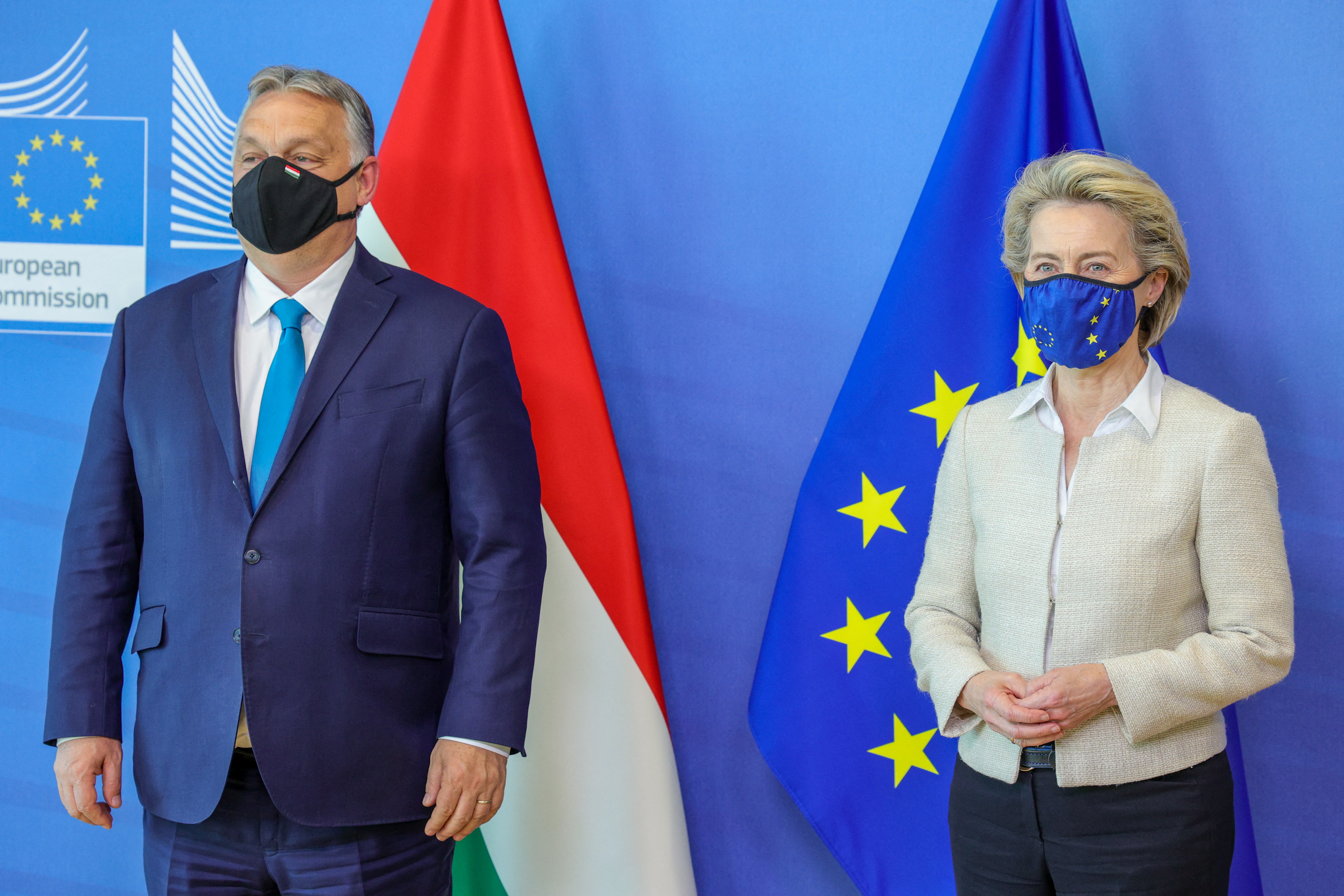 """Von der Leyen: """"Ez a magyar törvény egy szégyen"""""""