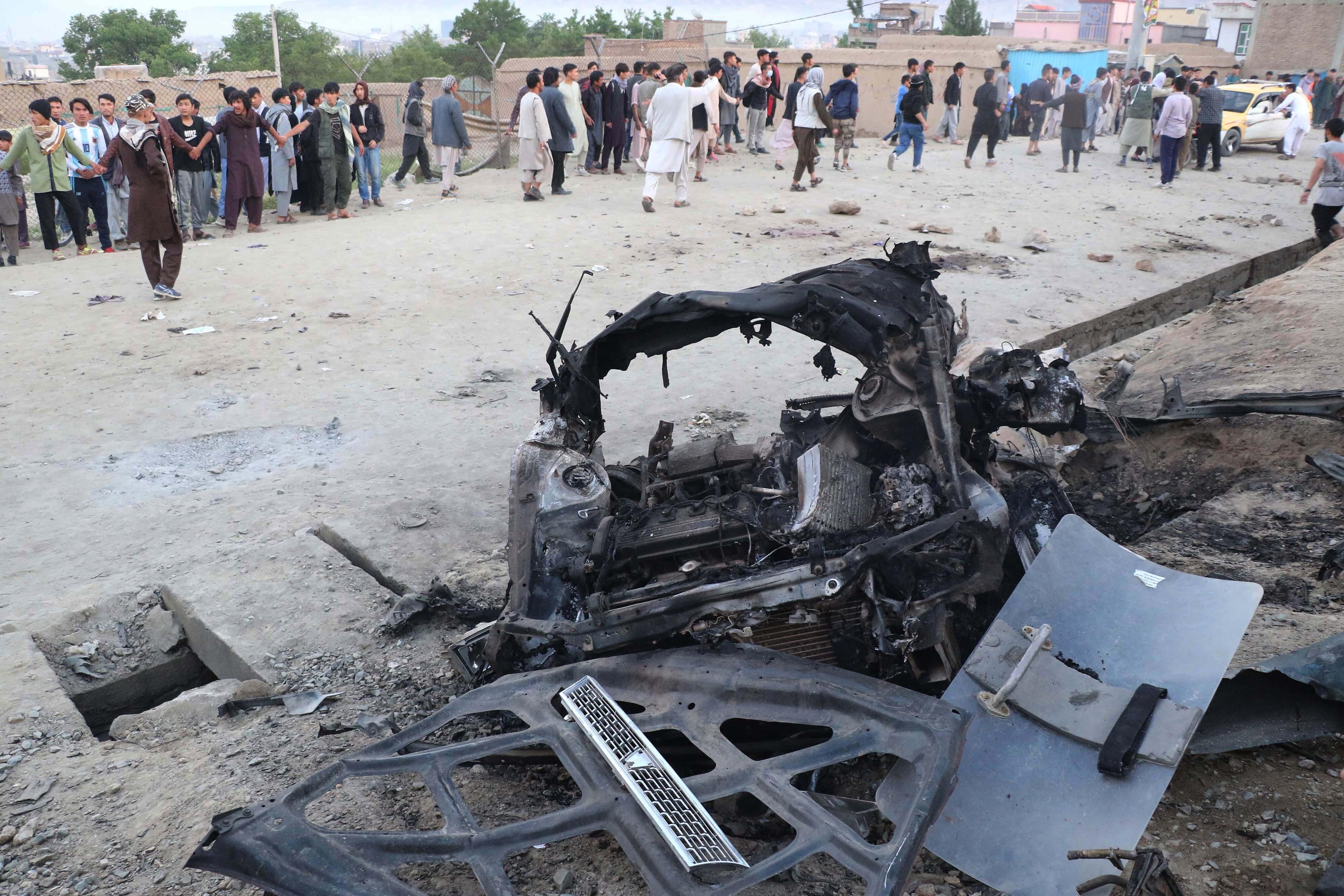 Több mint ötvenen haltak meg robbantásban egy kabuli iskolánál