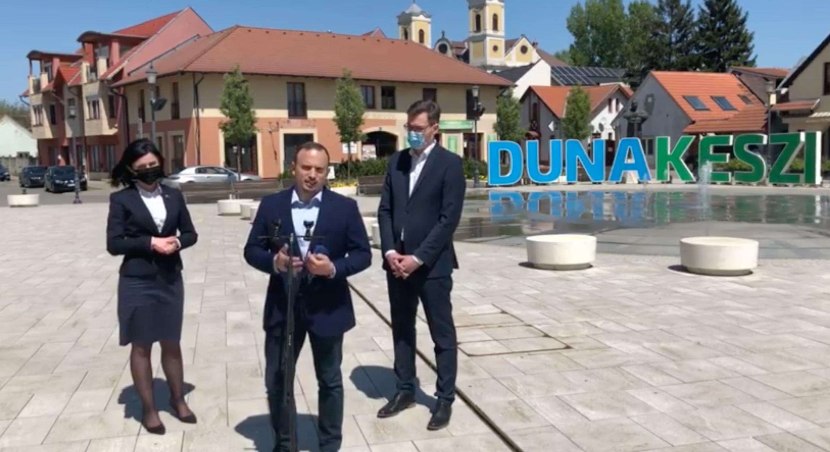 Dorosz Dávidot indítja az előválasztáson a Párbeszéd és az MSZP Dunakeszin