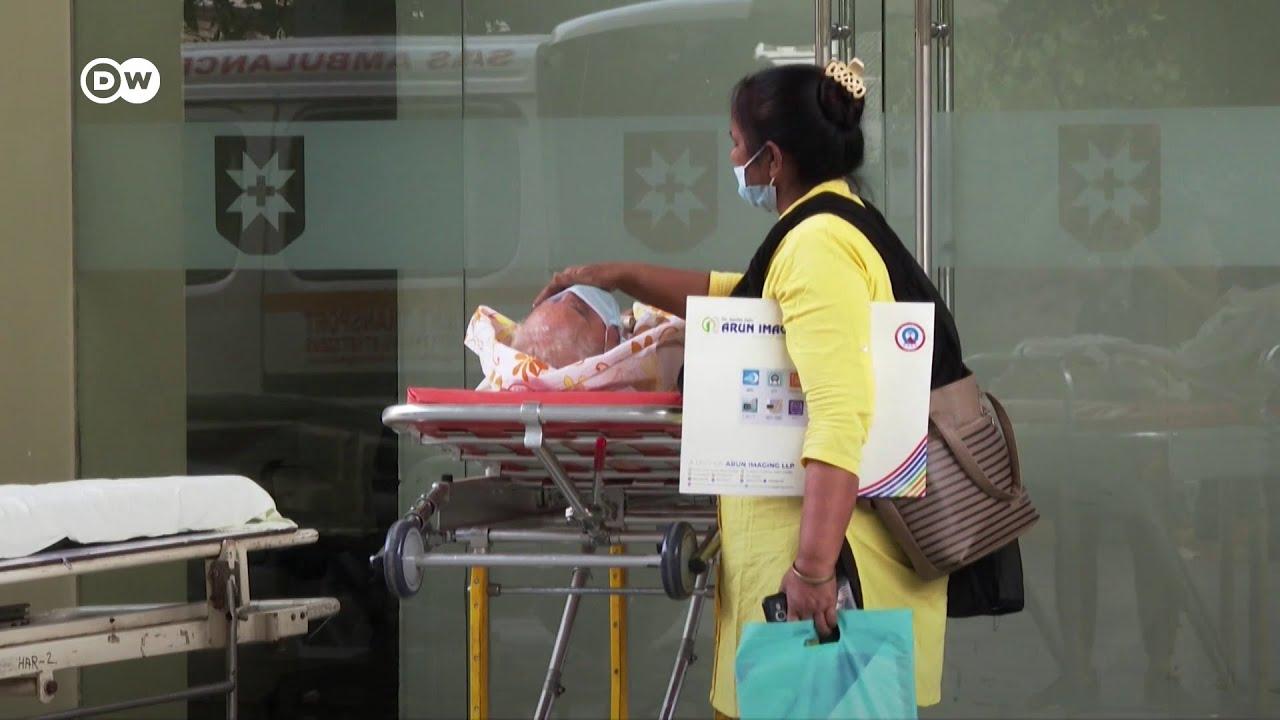 A koronavírus második hulláma mentális járványt is okozott Indiában