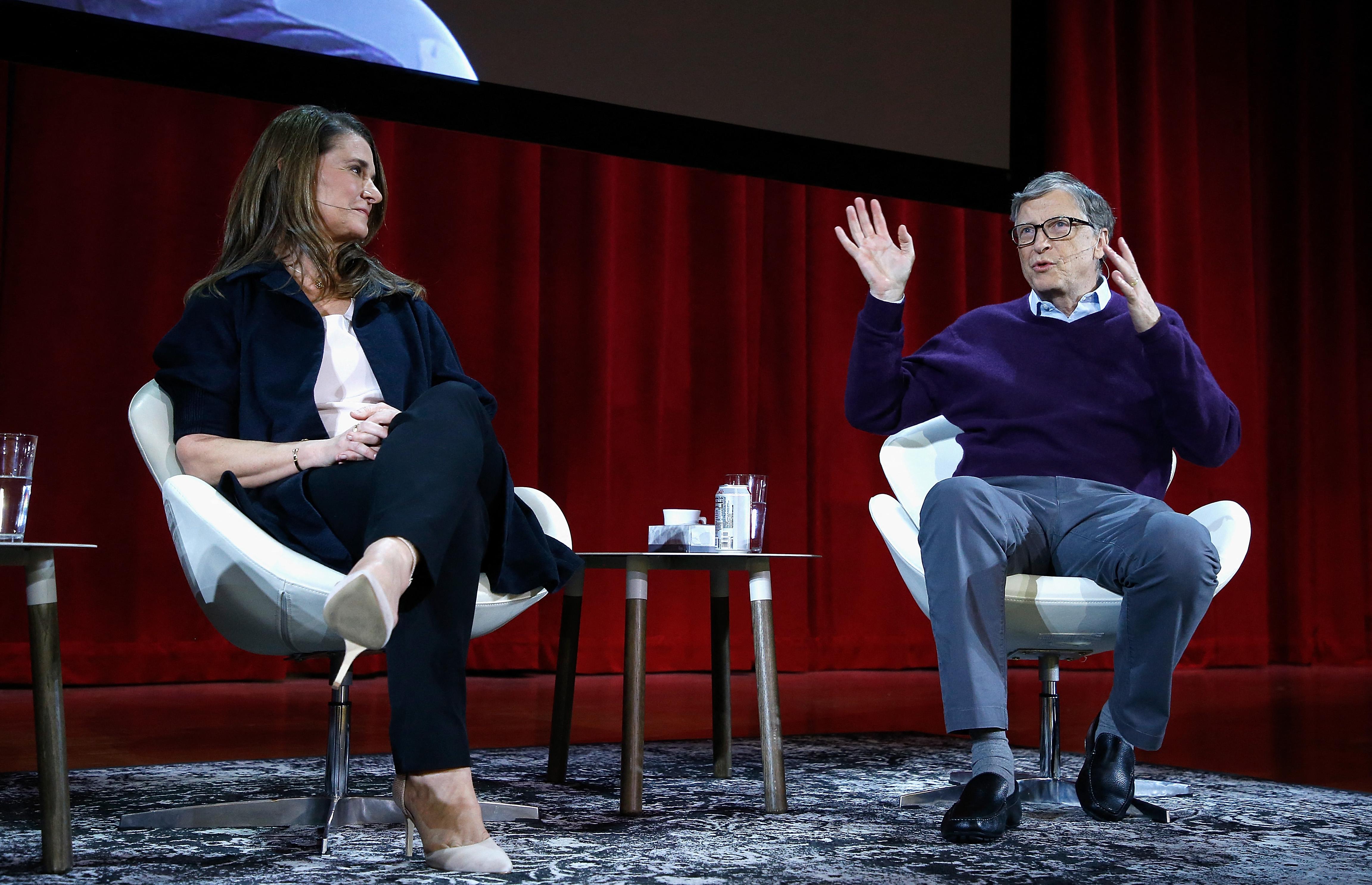 Melinda Gates már két éve tervezte a válást, amiért Bill Gates túl sokszor találkozott Jeffrey Epsteinnel