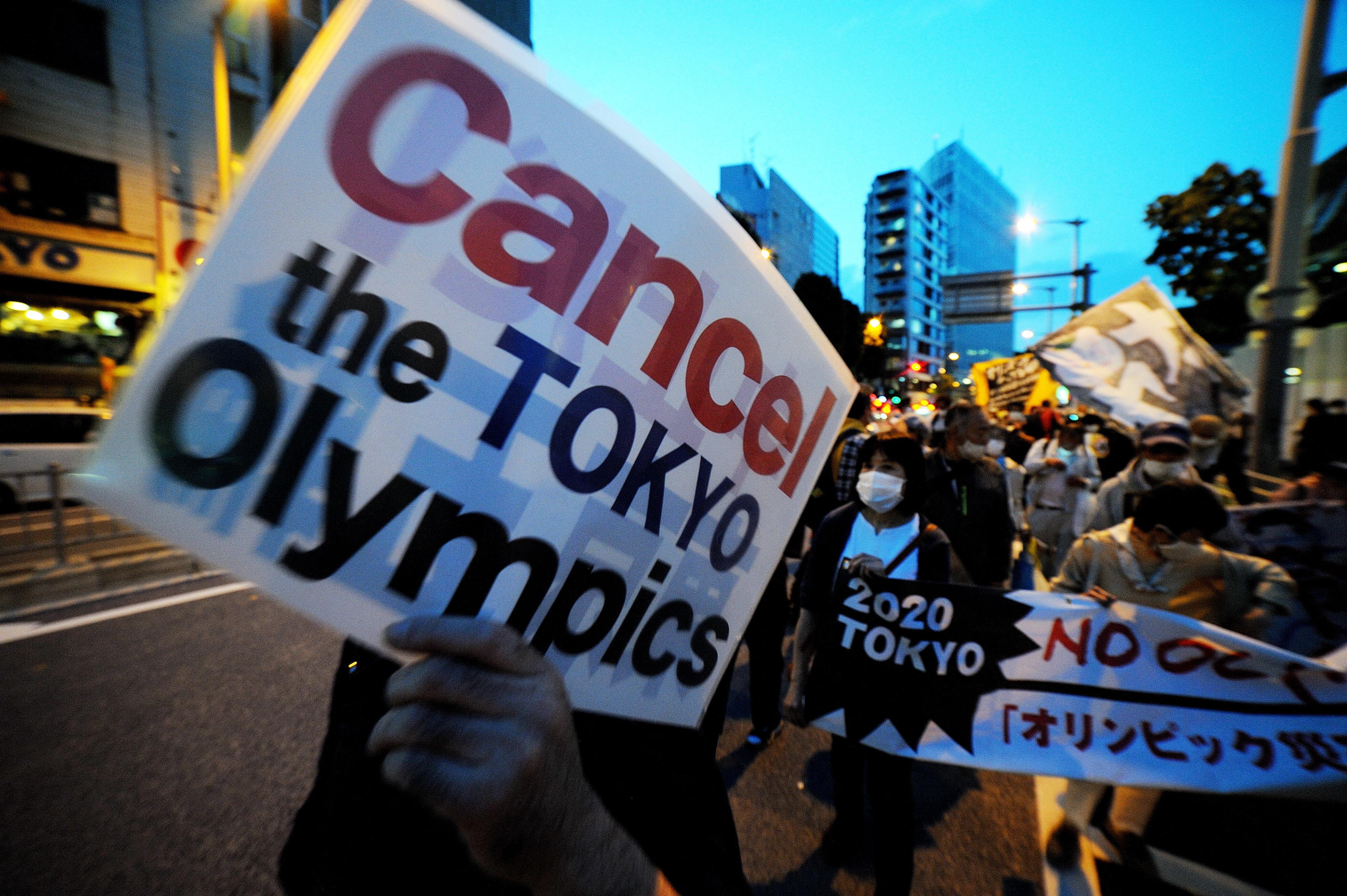 A japánok 60 százaléka lefújná az olimpiát