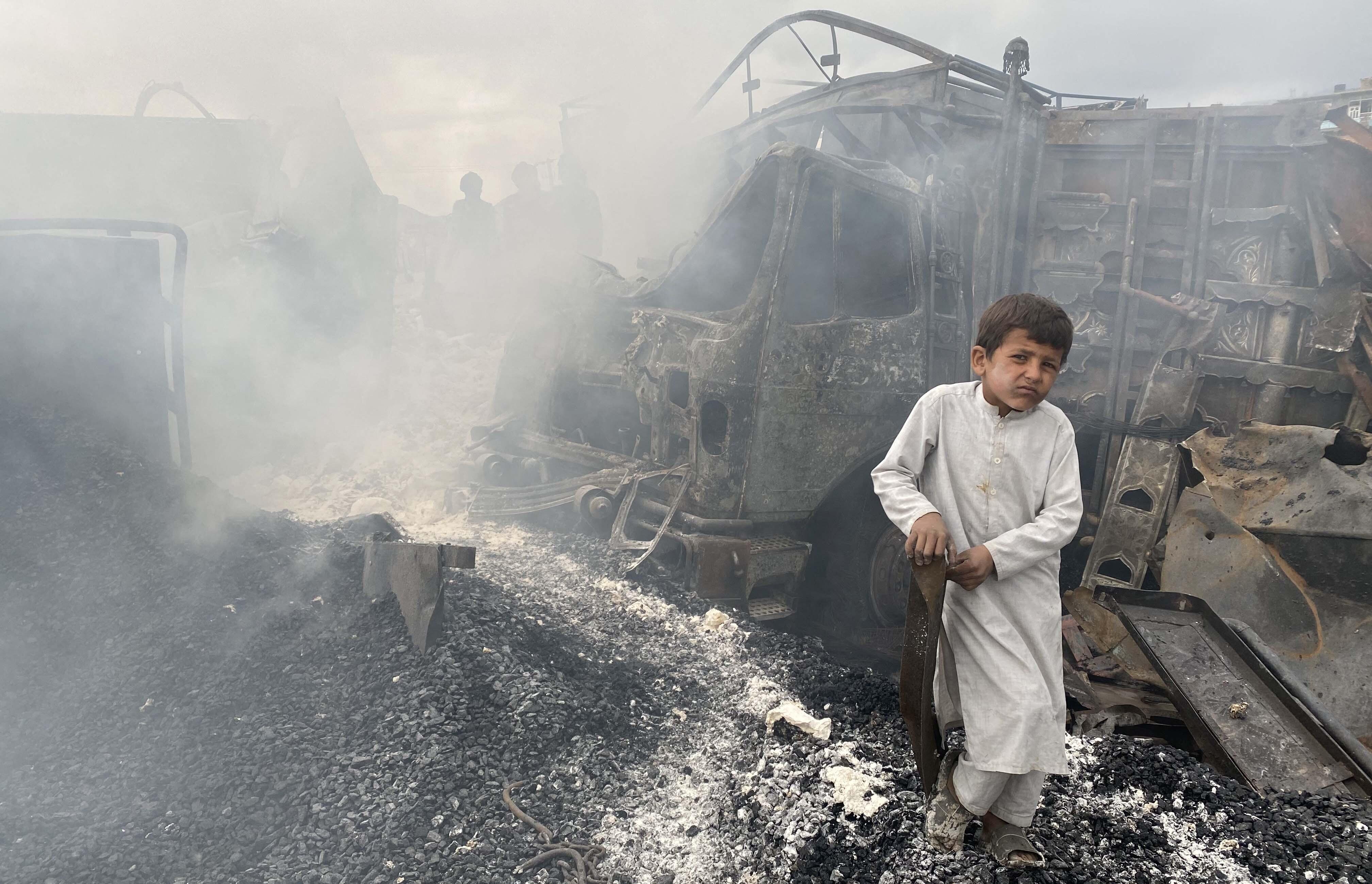 Nyolcvan gimnazistalány lemészárlása megmutatta, mi lehet Afganisztán jövője