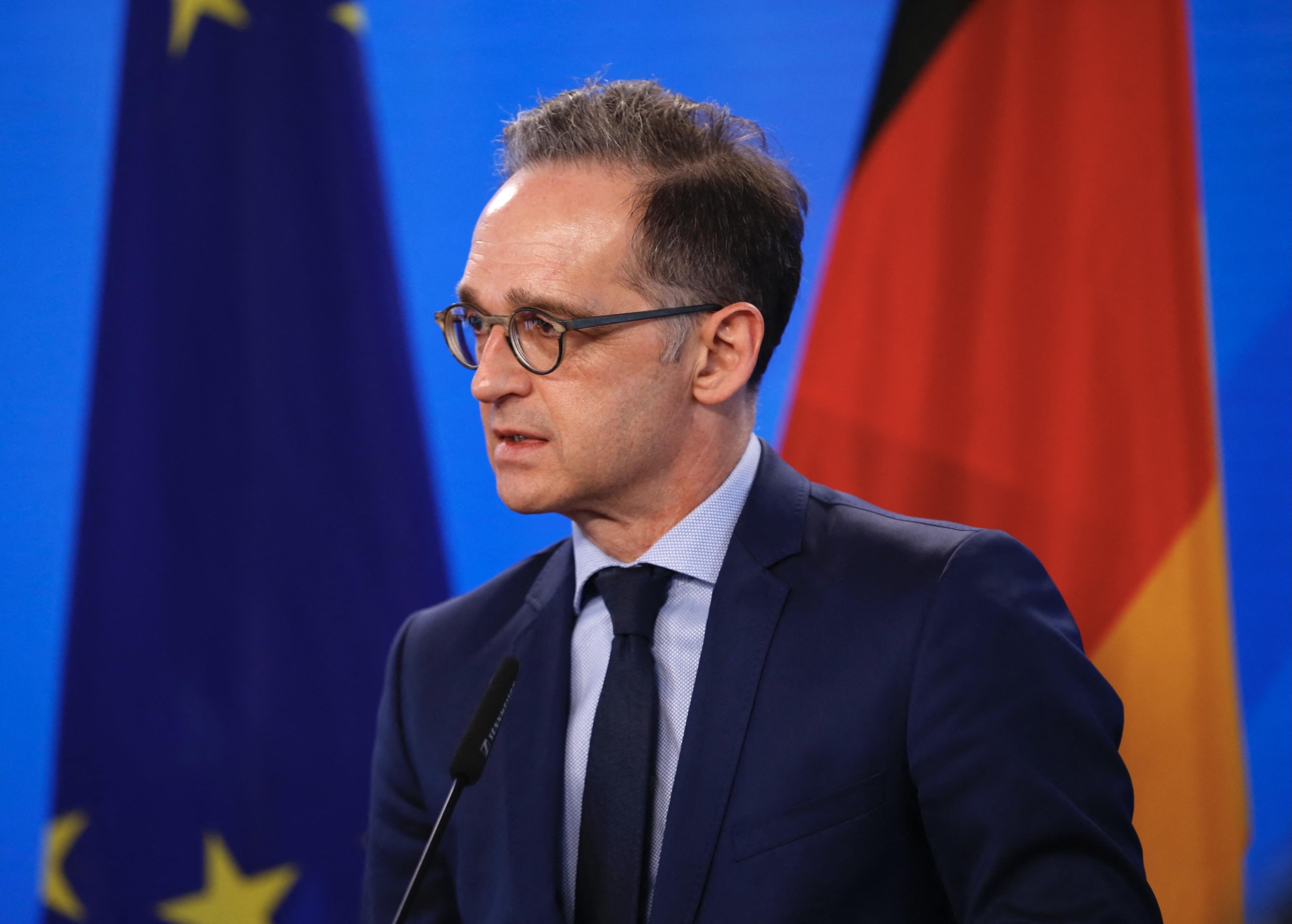 A német külügyminiszter kikelt Magyarország ellen, amiért blokkoltuk a közös uniós kiállást Hongkong ügyében