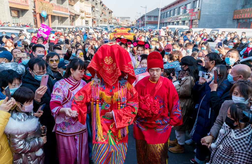 Egy kínai megyében a takarékosság nevében betiltották a szülinapi bulikat
