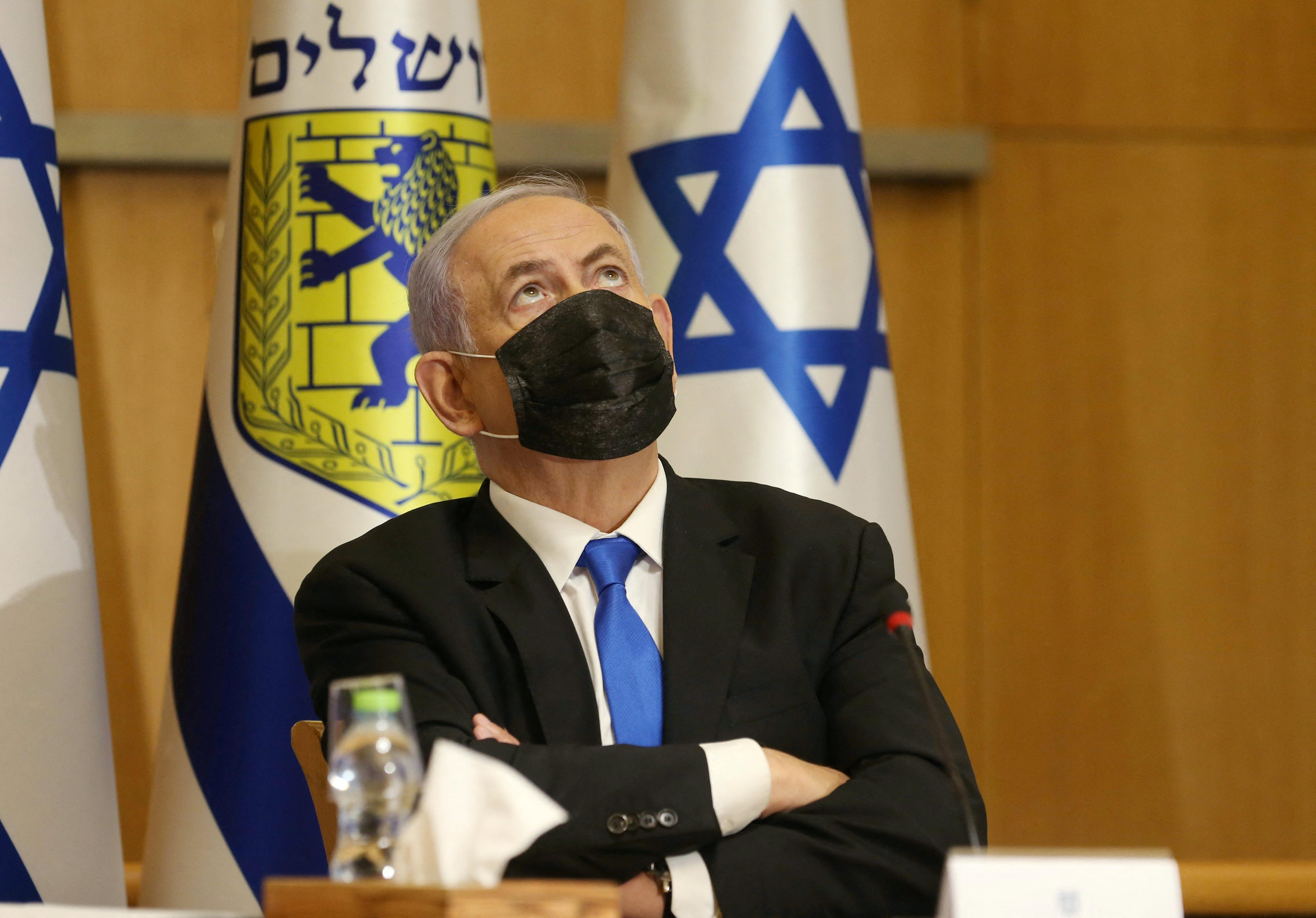 A jelek szerint Netanjahu máris nyert a palesztin-izraeli konfliktusban
