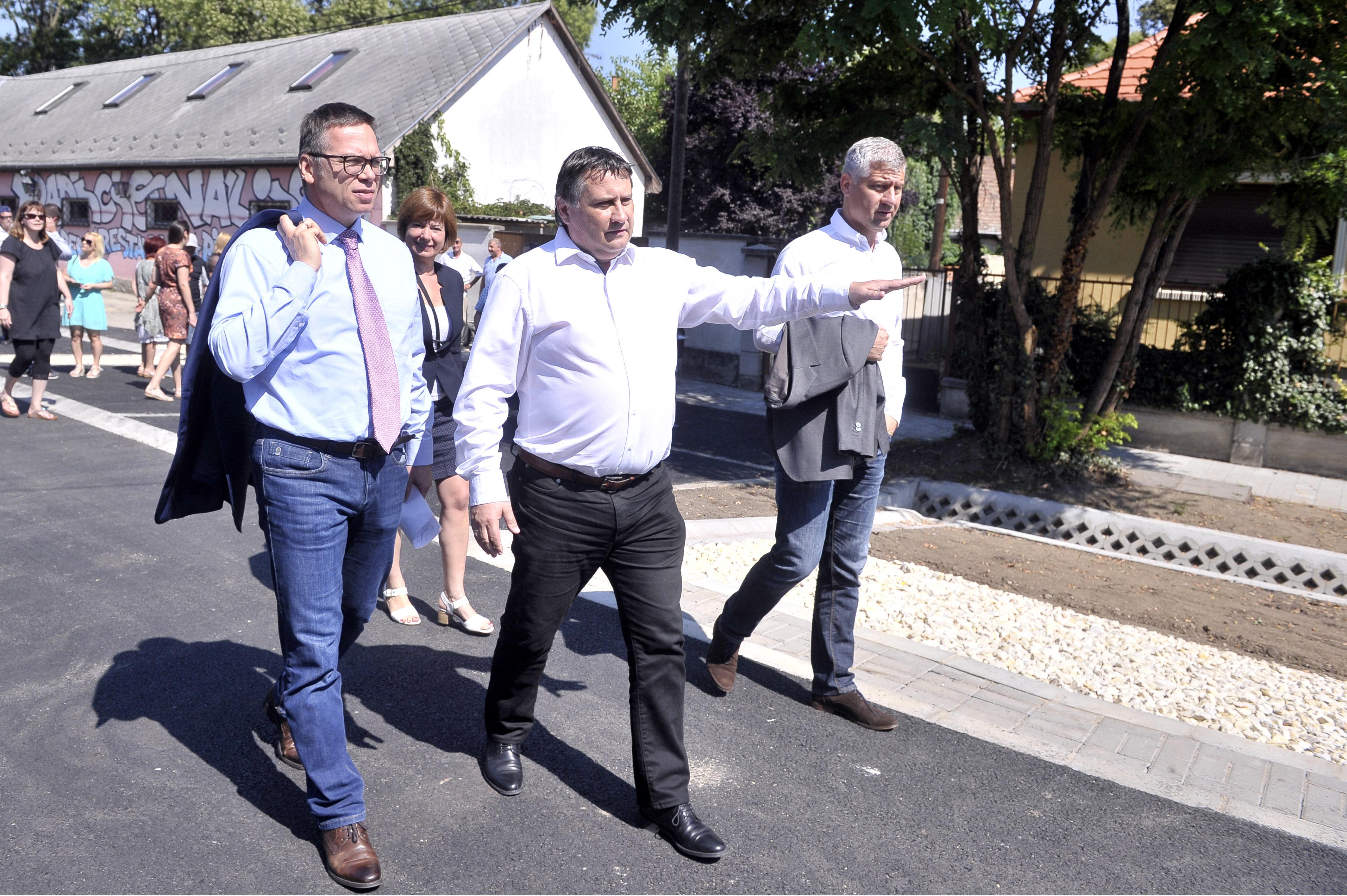 A pártja ötletét marhaságnak tartó polgármester szerint a Fideszben még senkit nem ért retorzió a véleményéért