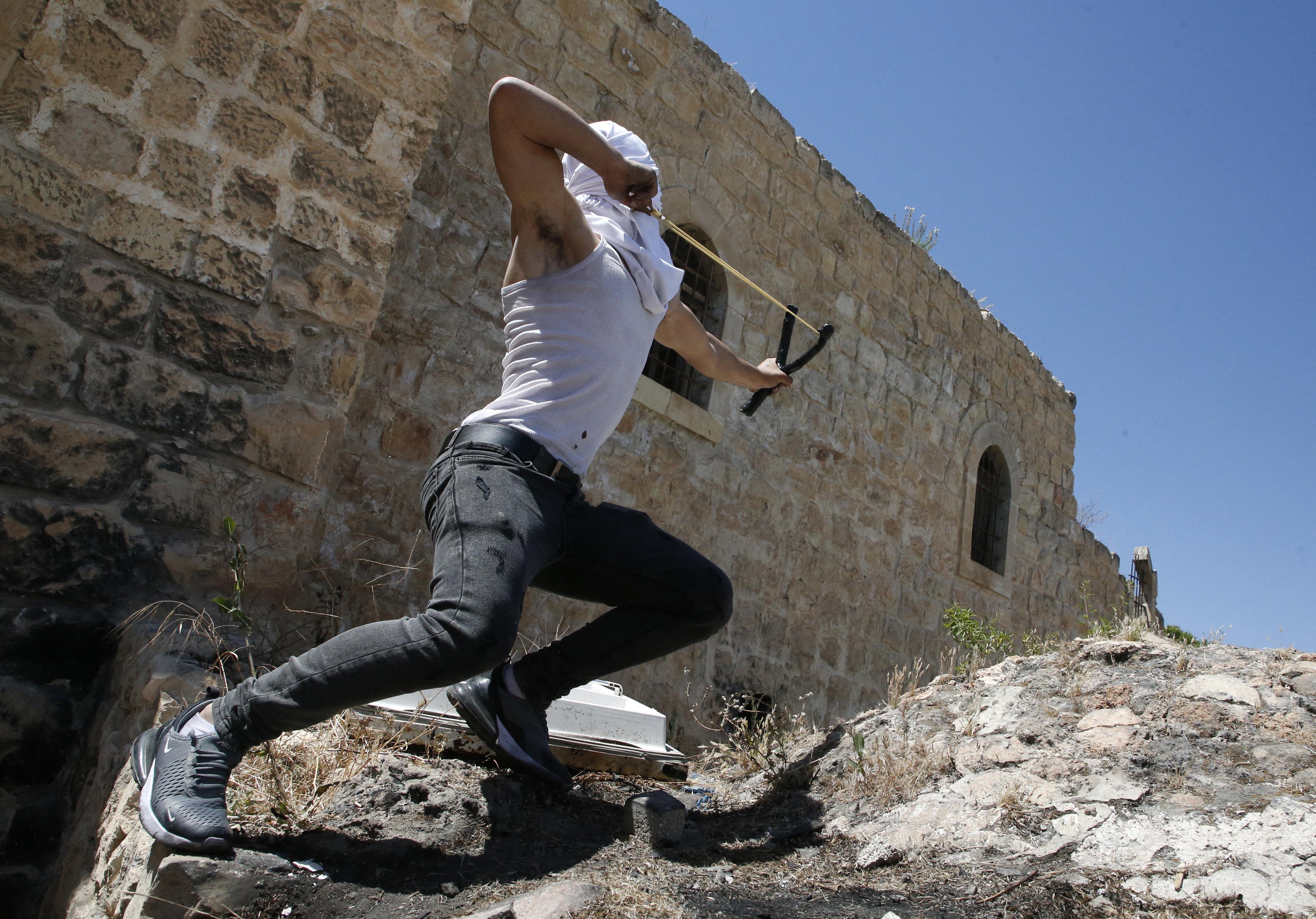 Ciszjordániára is átterjedt a kiújult izraeli-palesztin konfliktus