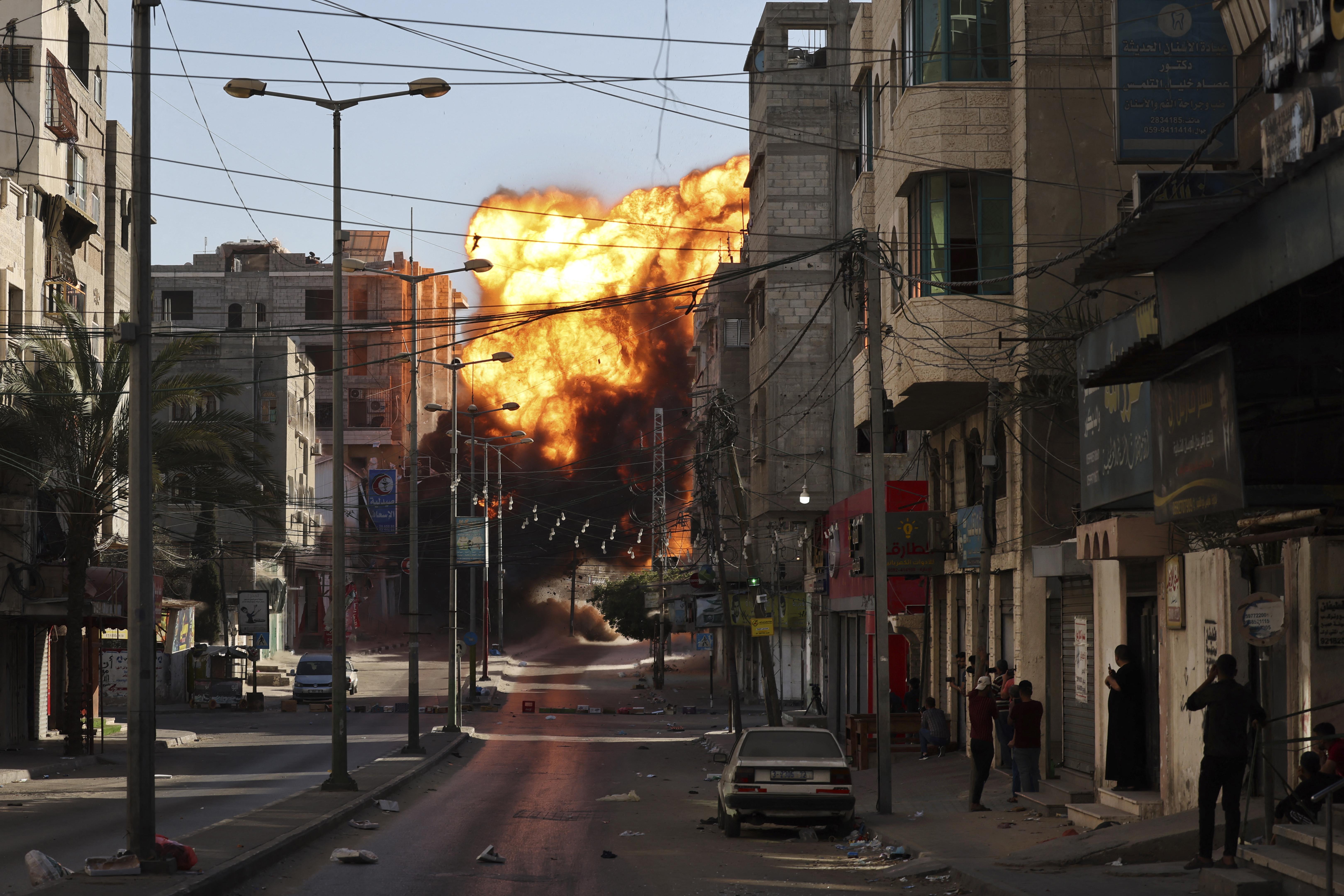 Netanjahu: A Gáza elleni hadművelet a nemzetközi nyomás ellenére folytatódik