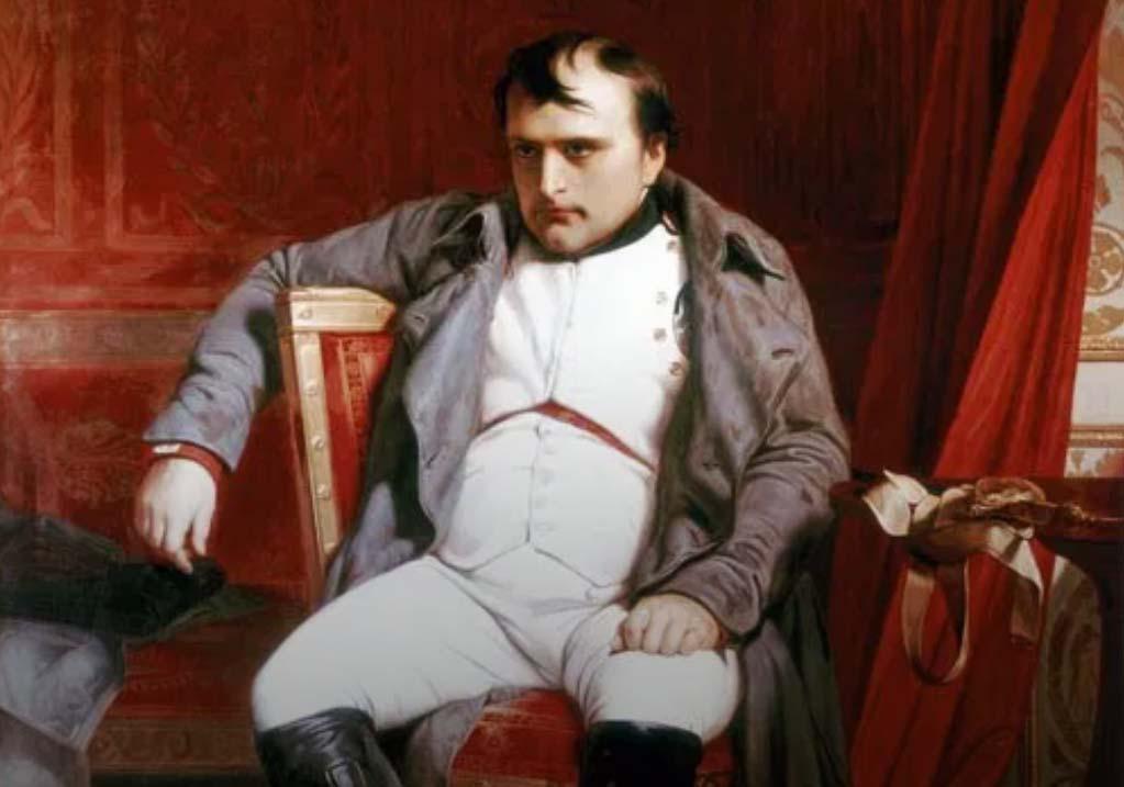 A legfrissebb kutatások szerint a kölnivíz ölte meg Napóleont