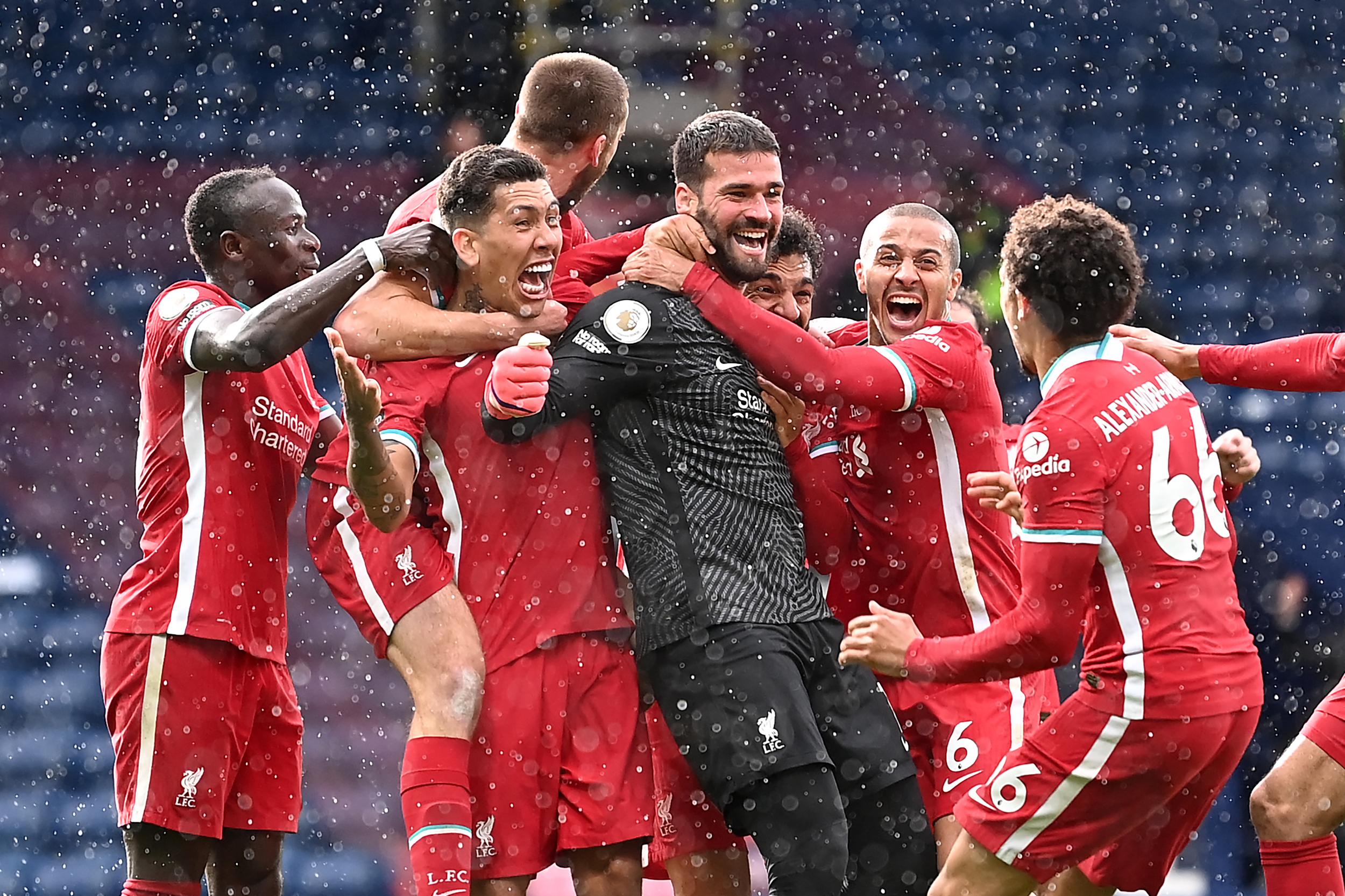 A 95. percben szerzett kapusgóllal nyert a Liverpool