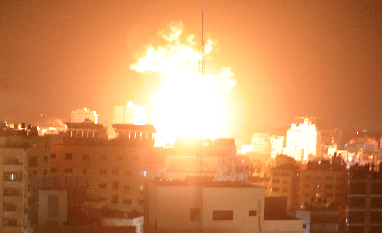 Vasárnap haltak meg eddig a legtöbben a gázai konfliktusban