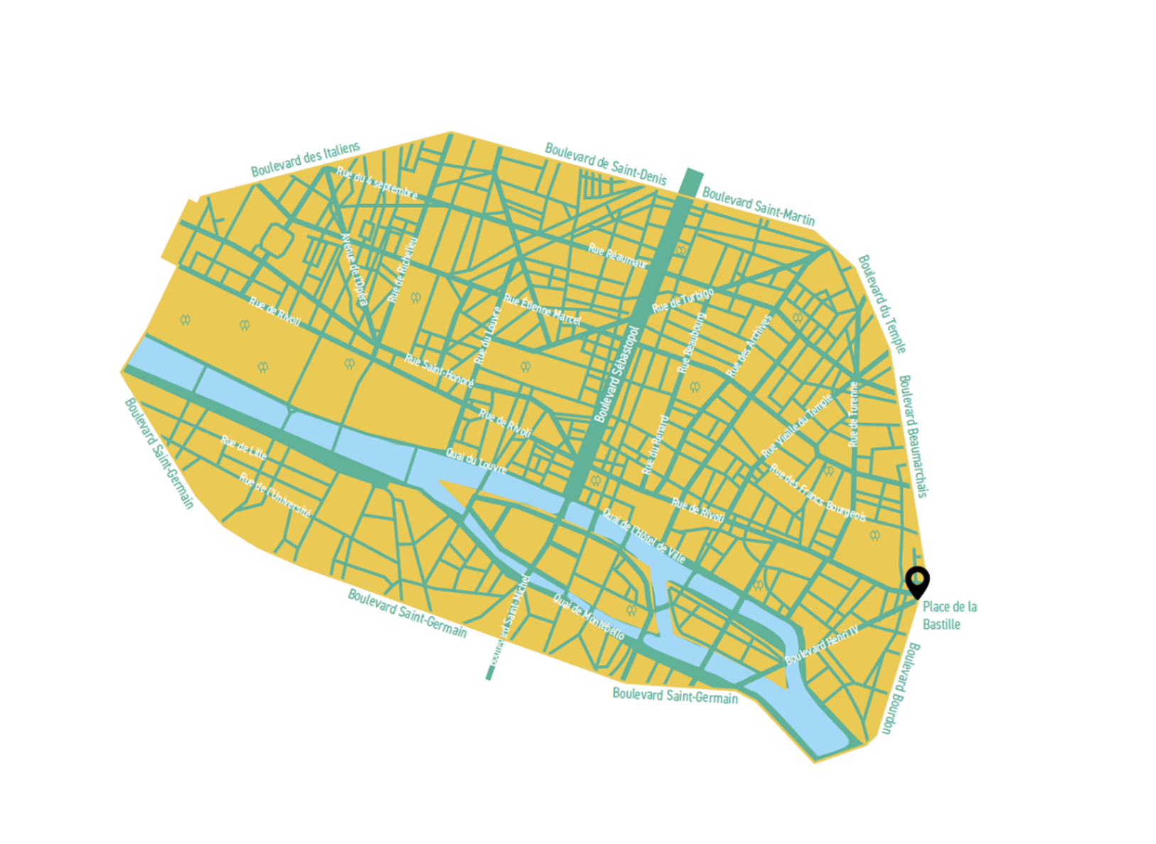 Már jövőre radikálisan csökkenthetik az autóforgalmat Párizs belvárosában