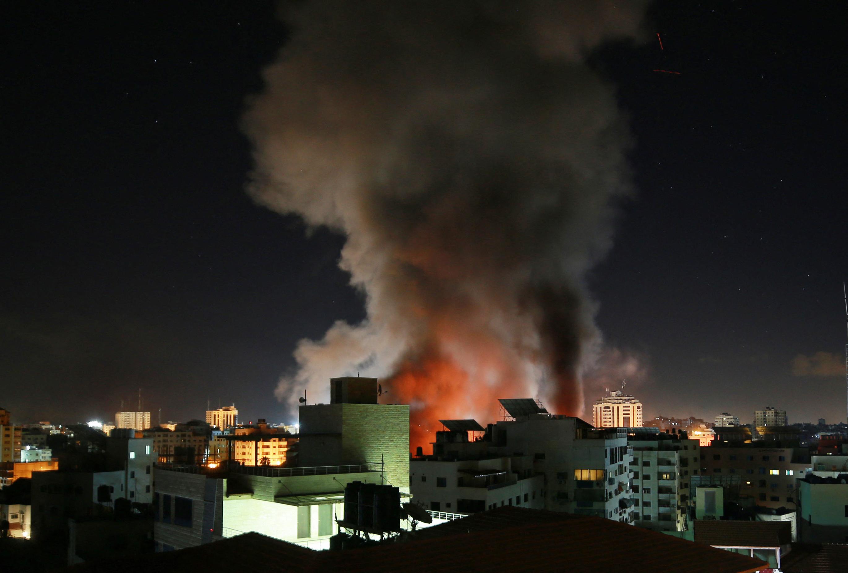 Már az USA is tűzszünetet követel Izraelben