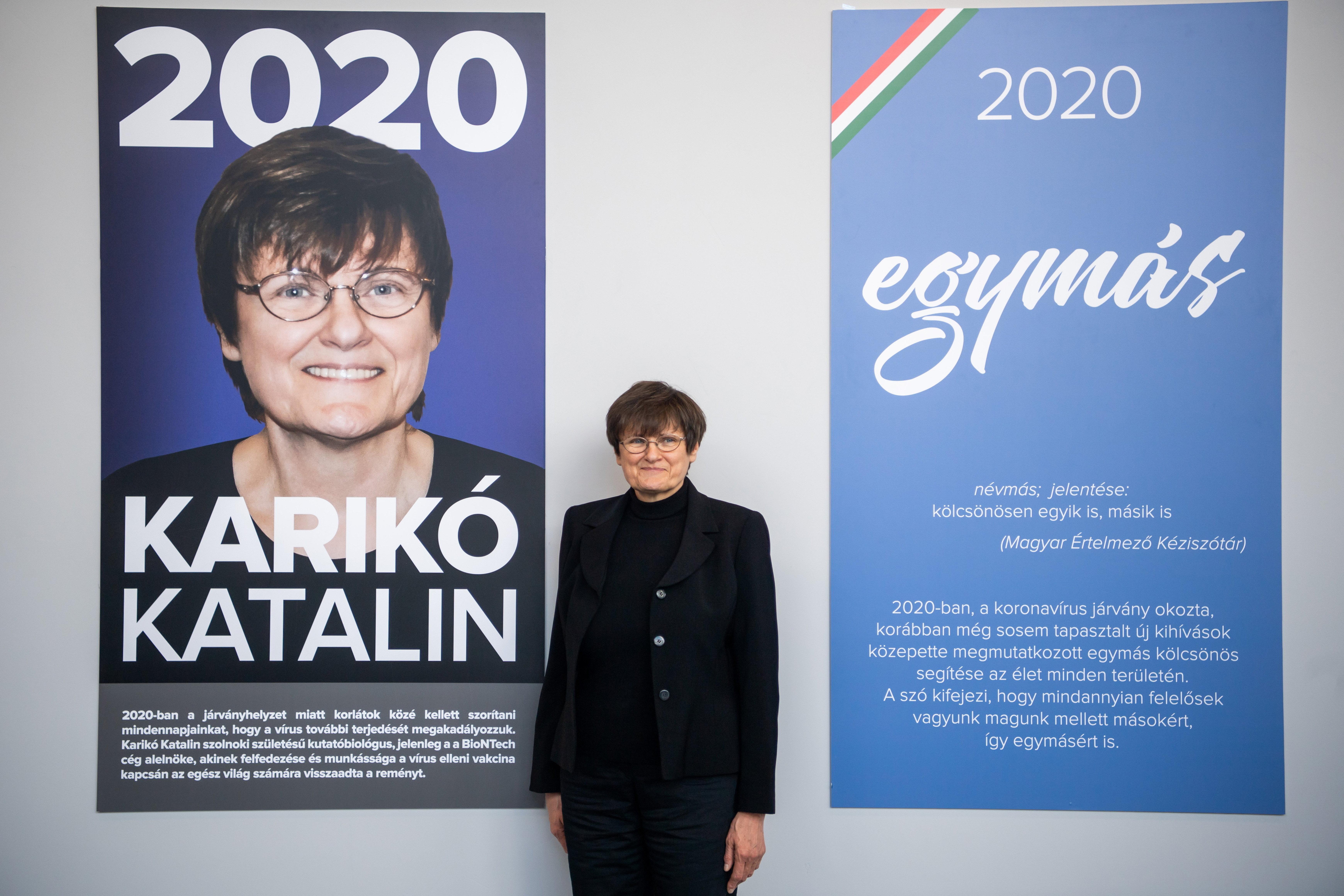 Fenyegetéssel szervezték be, és semmilyen írásos jelentést nem adott - mondja Karikó Katalin