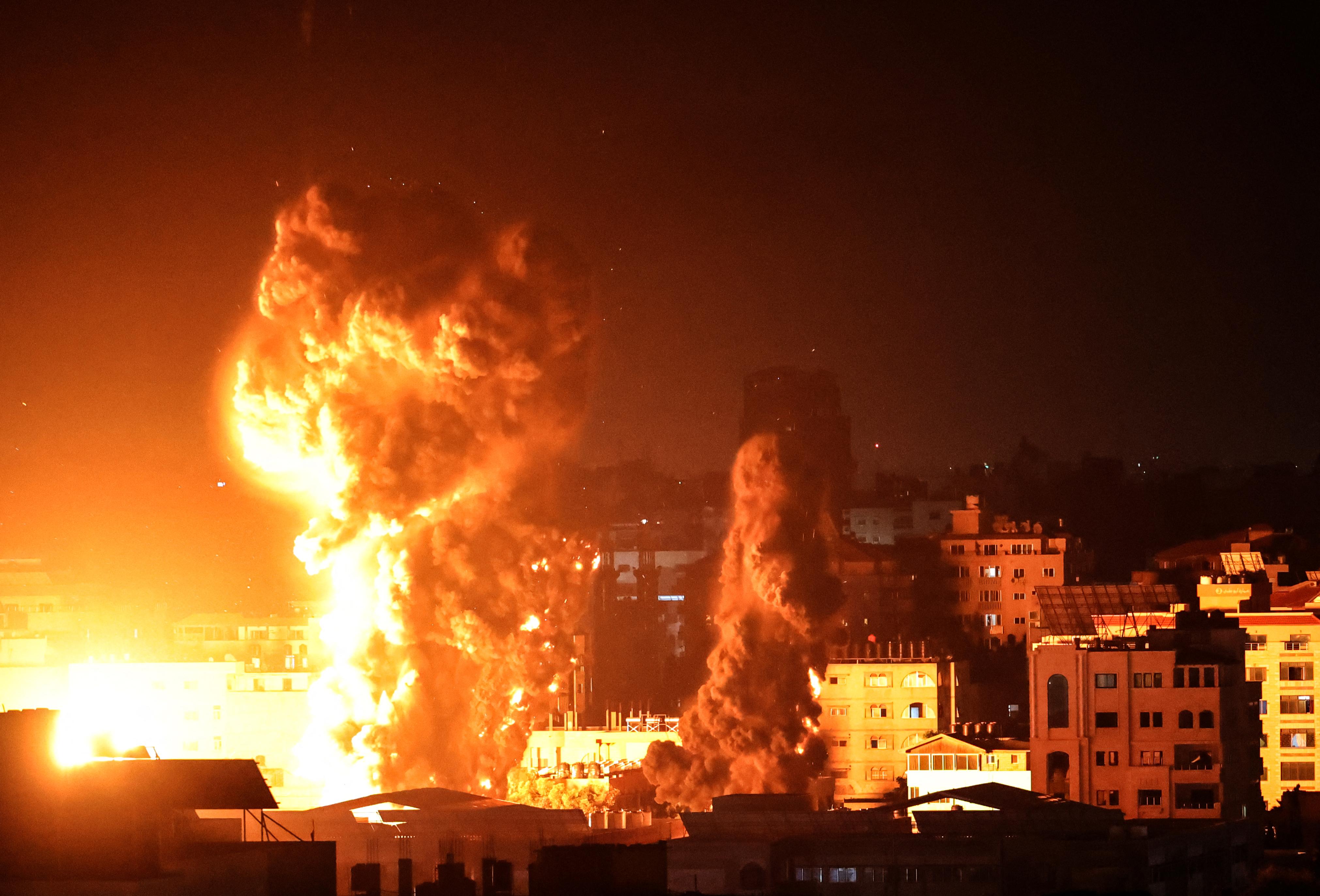Az ENSZ emberi jogi főbiztosa szerint az izraeli hadsereg háborús bűncselekményeket követhetett el Gázában