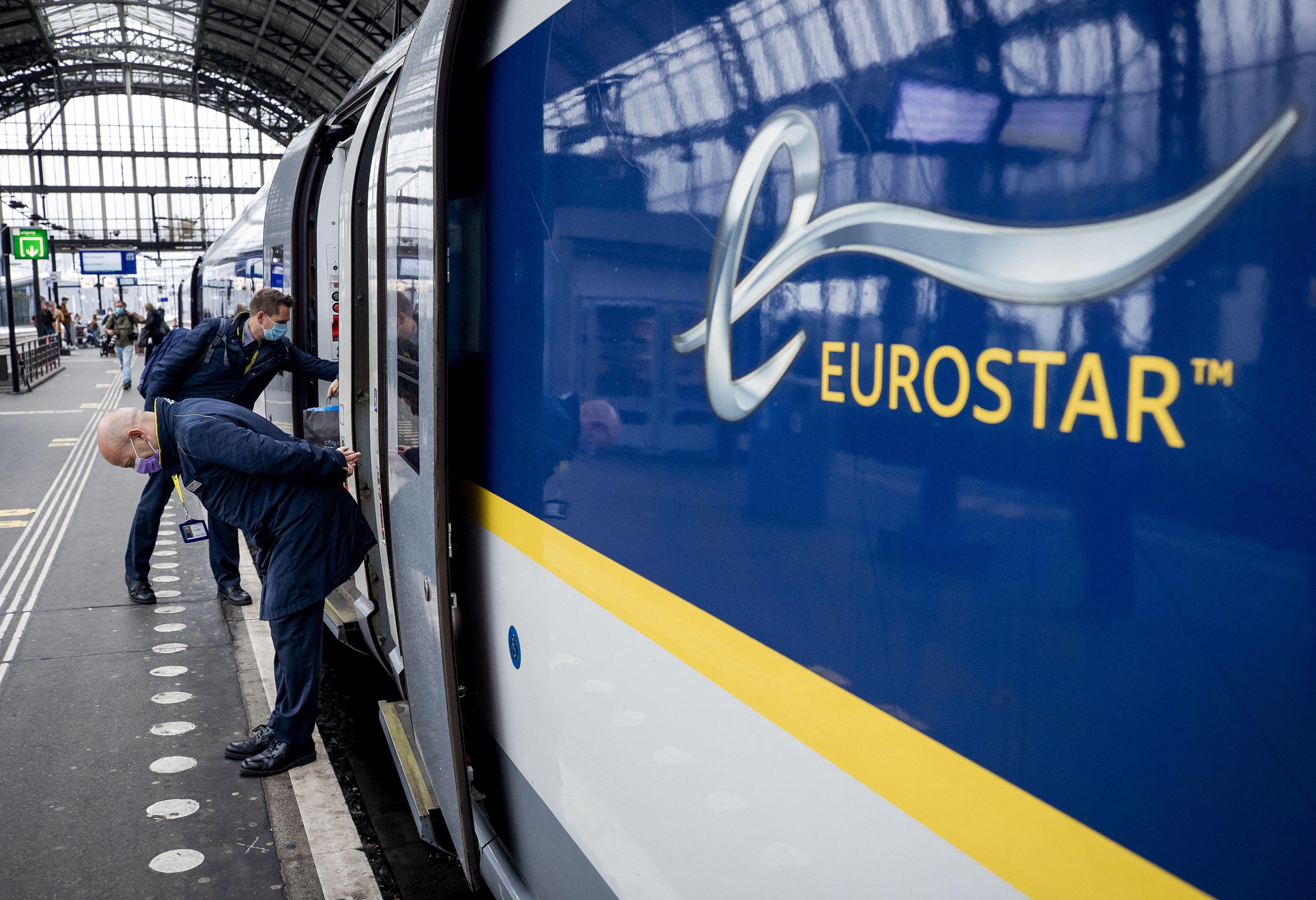 Megmenekült az Eurostar a csődtől