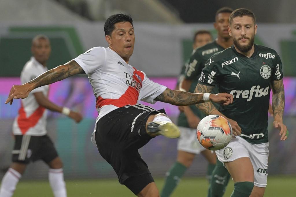 20-an lettek koronások a River csapatából, ezért ma egy 177 centis, sérült középpályás fog védeni a Libertadores Kupában