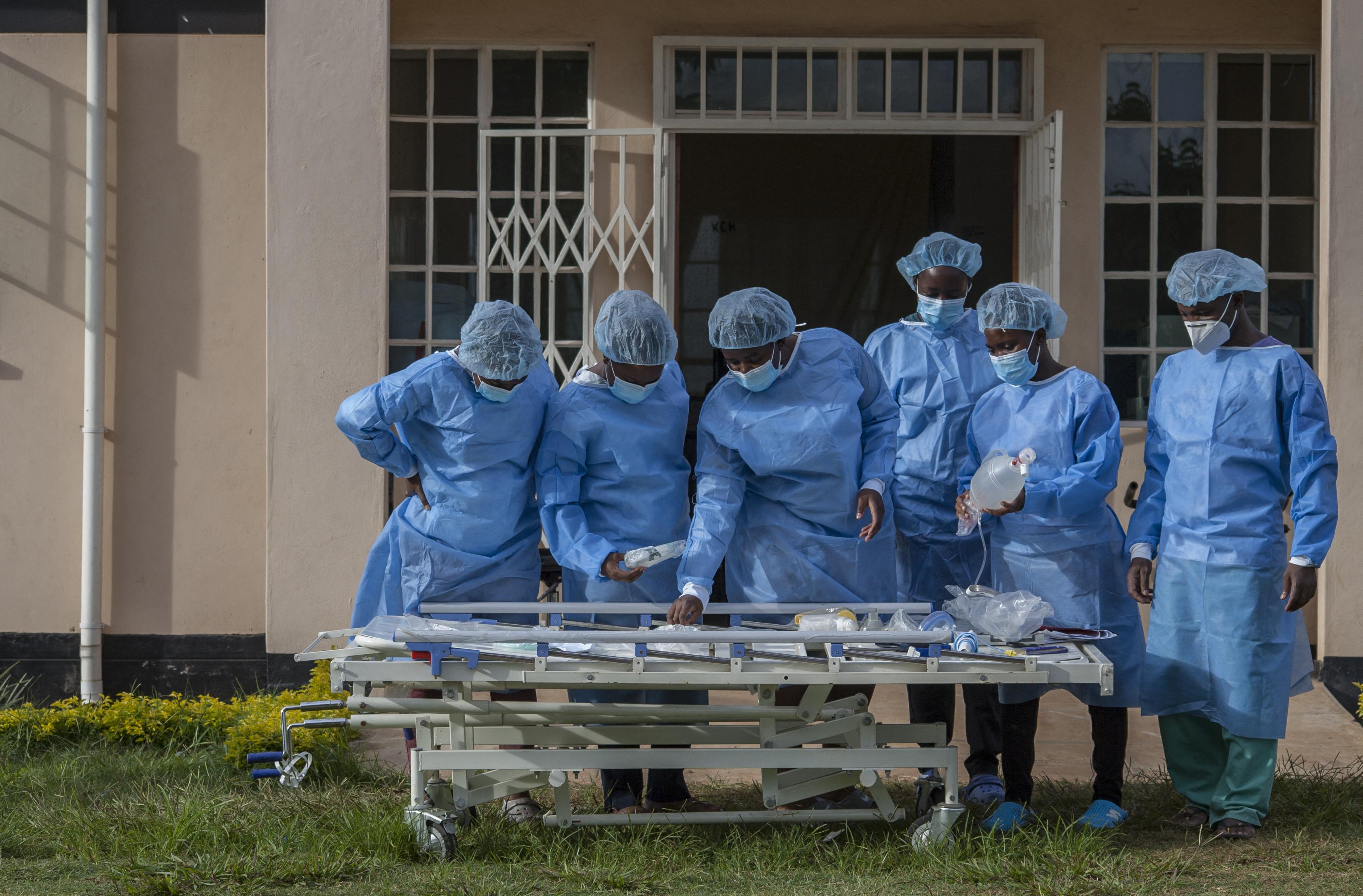 Malawiban elégetnek 19000 AstraZeneca-vakcinát, hogy nőjön a bizalom az oltási program iránt