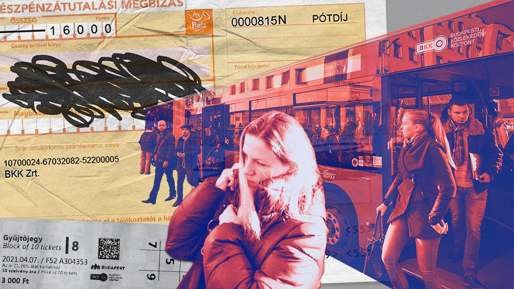 Németországban fizetett egy boltban, miközben megbüntették Budapesten egy buszon