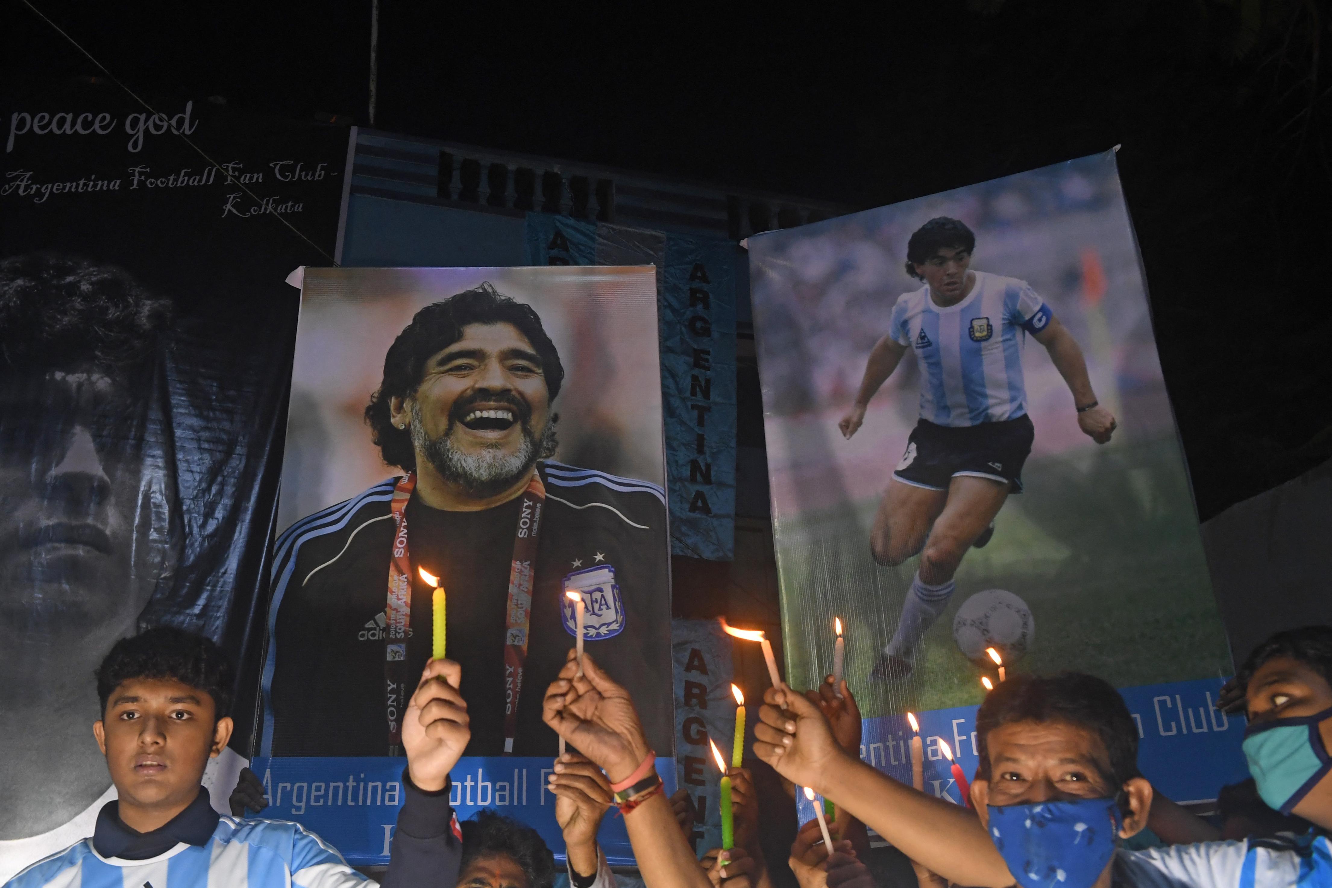 Maradona halálával kapcsolatban hét embert vádolnak gondatlanságból elkövetett emberöléssel